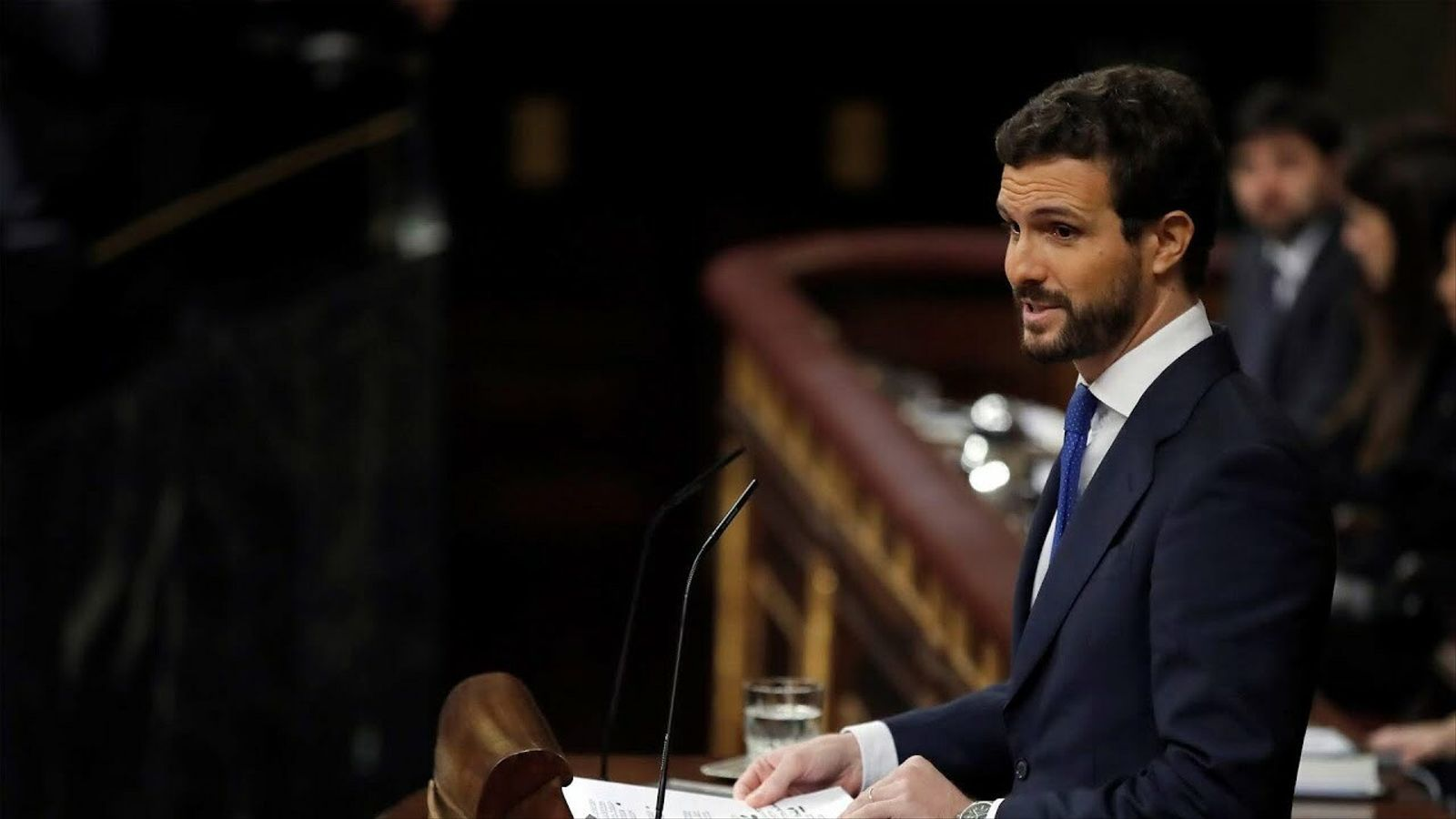 """Casado a Sánchez: """"Ultra ho és vostè"""""""