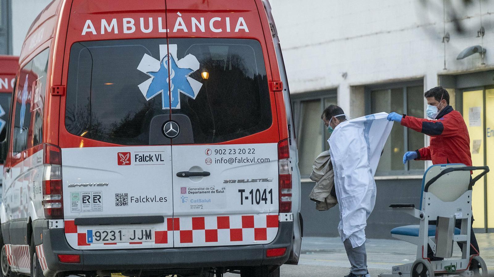Catalunya ja supera el miler de malalts greus per coronavirus, i registra 1.655 positius nous i 156 morts més