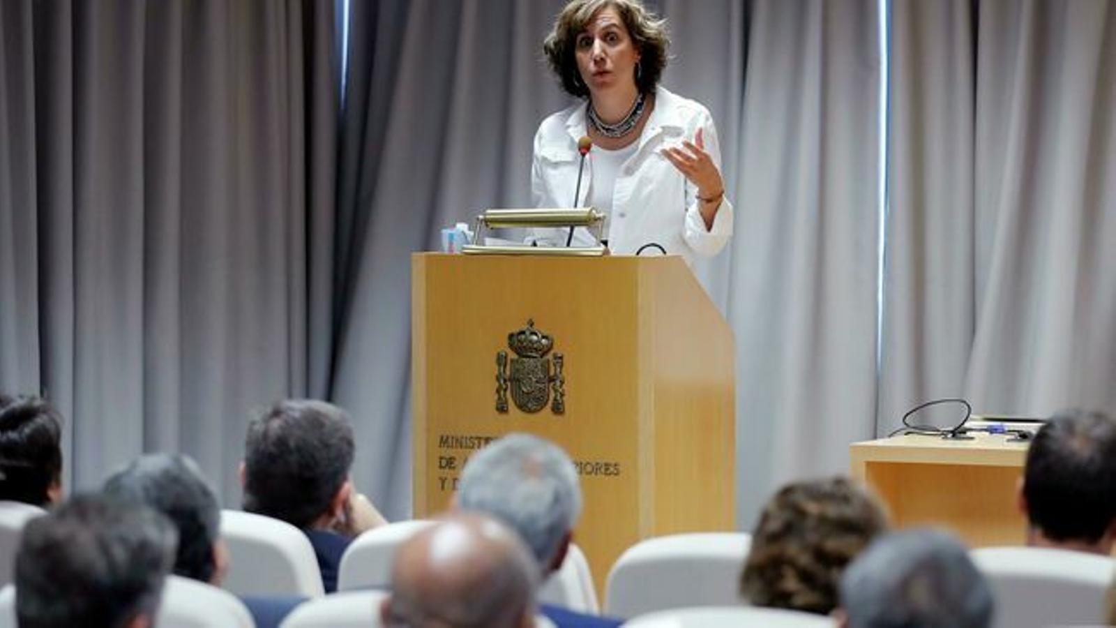 La secretària d'Espanya Global reunirà dimecres els cònsols estrangers a Barcelona