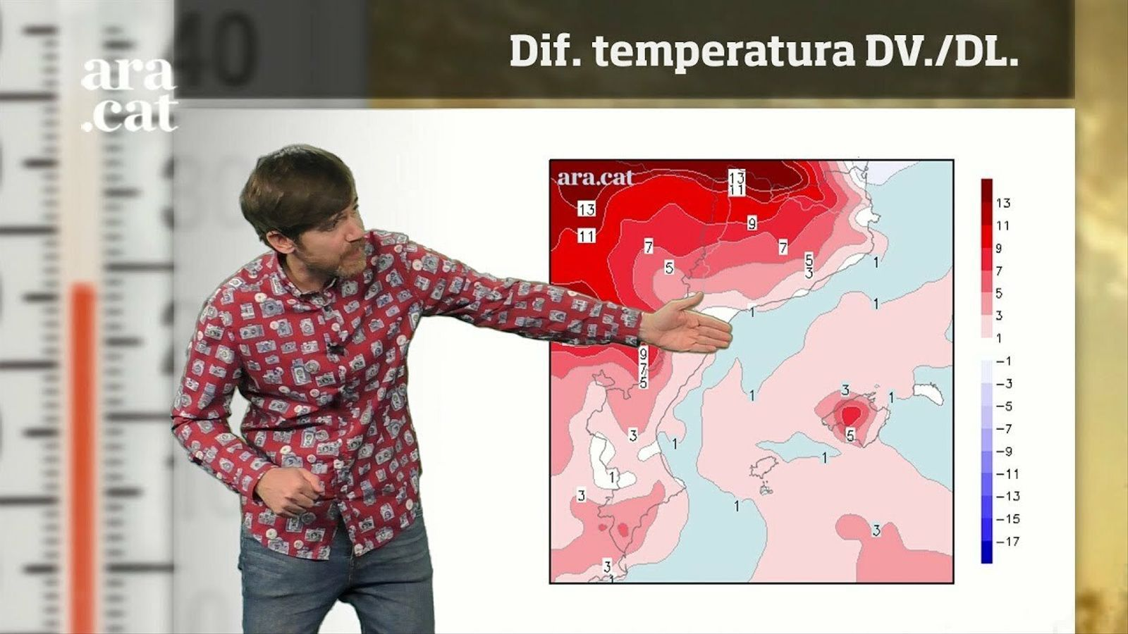 Méteo especial: una onada de calor marcarà el tram final del juny