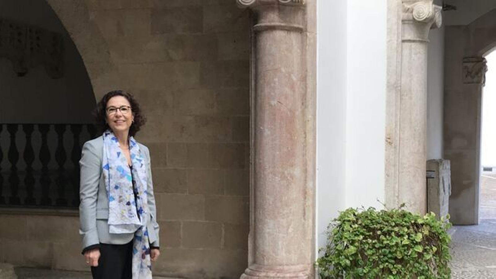 S'obre un concurs per triar el nou director del Museu de Mallorca.