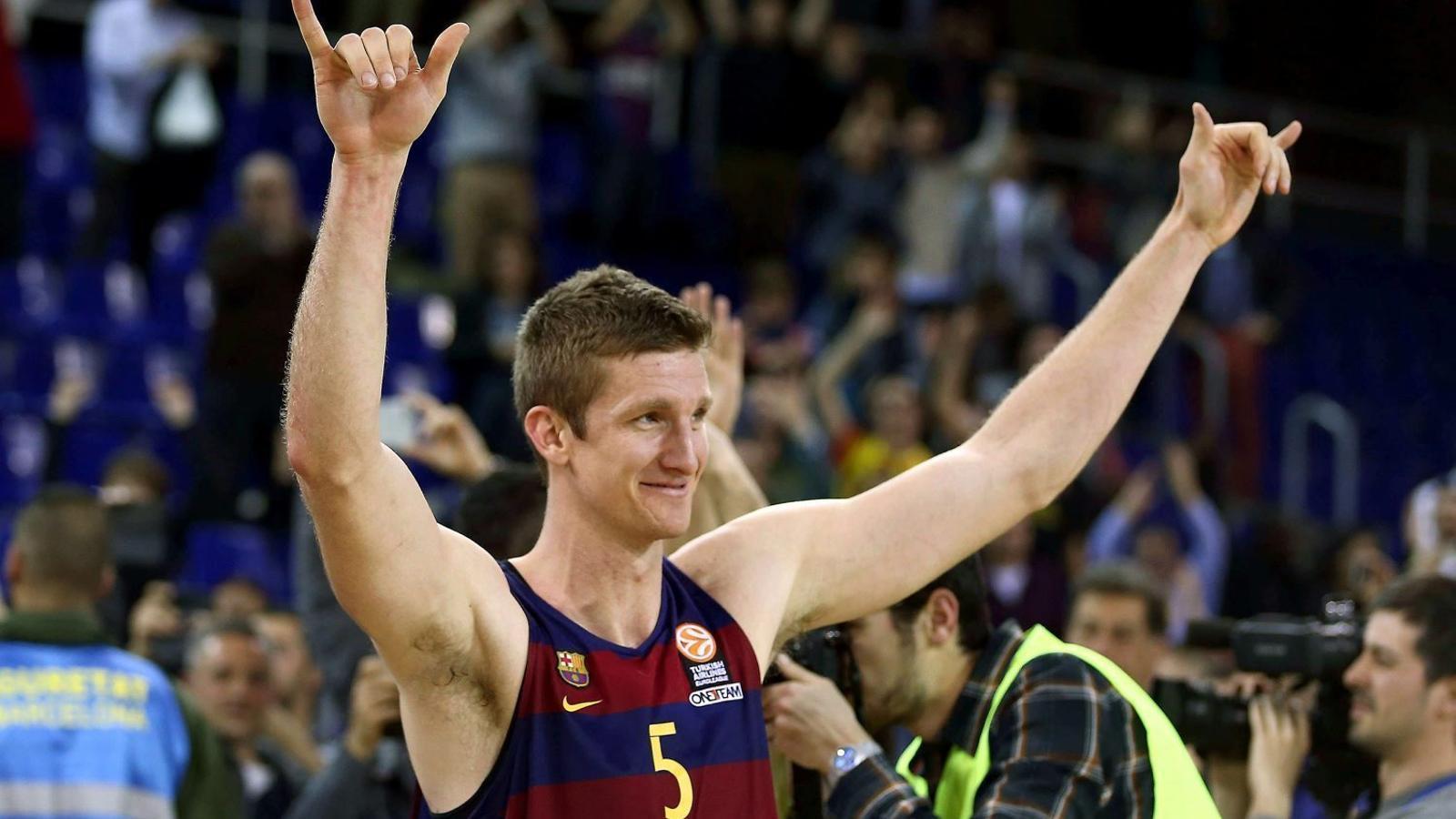 El final d'infart del Barça-CSKA