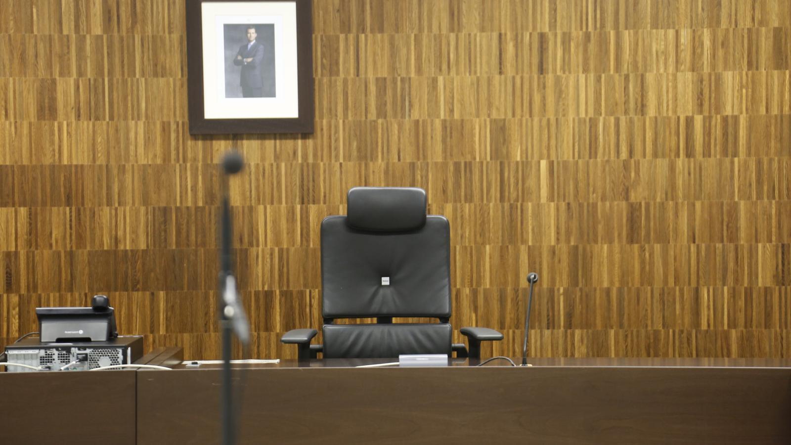 Jutges i advocats alerten que la fi del confinament col·lapsarà els jutjats si no s'actua