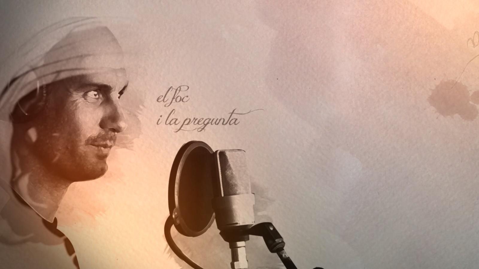 'L'hoste insòlit', de Martí i Pol, musicat per Mokodude i Pep Guardiola