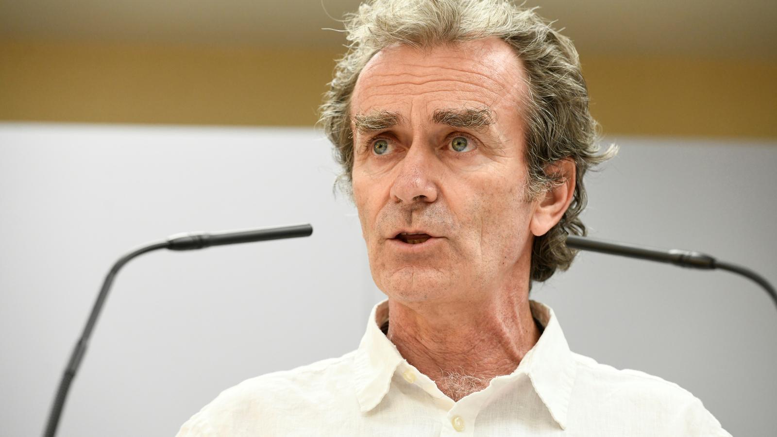 EN DIRECTE | Roda de premsa del comitè de gestió tècnica del coronavirus
