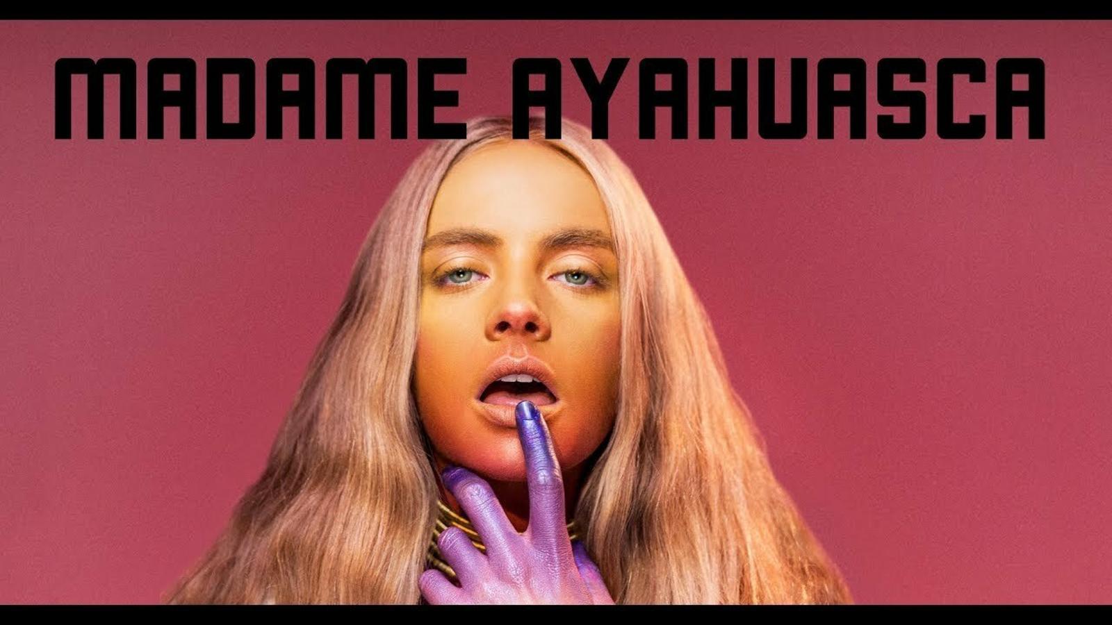 Taburete, 'Madame Ayahuasca'