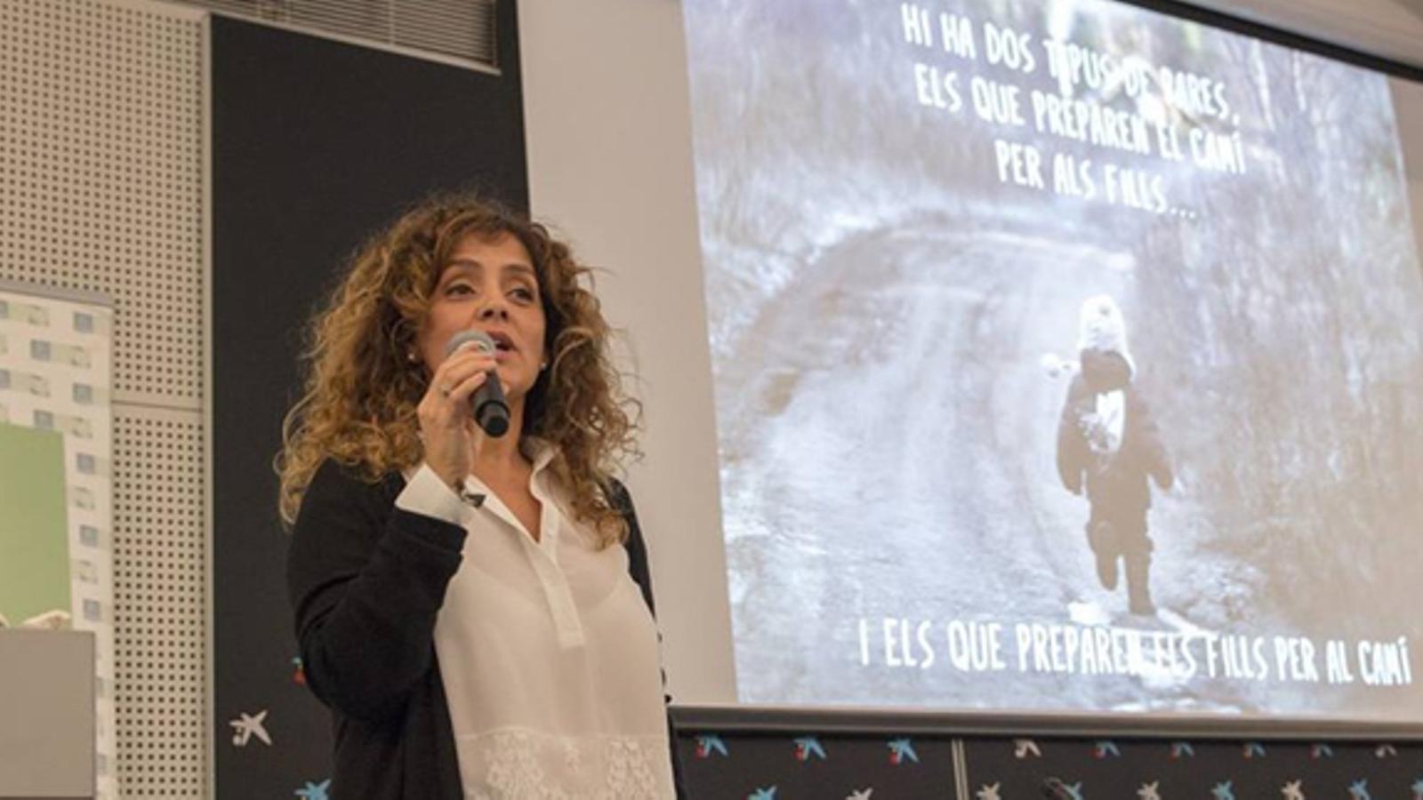 Cristina Gutiérrez, directora de La Granja (Catalunya). / BOMOSA