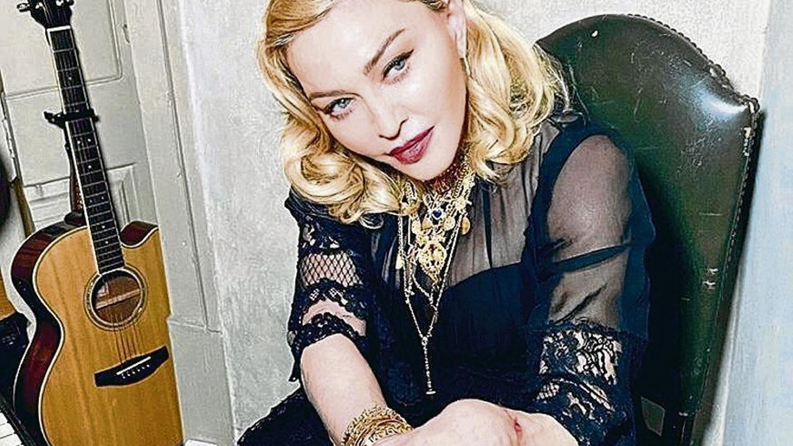Madonna anuncia que abandona Portugal
