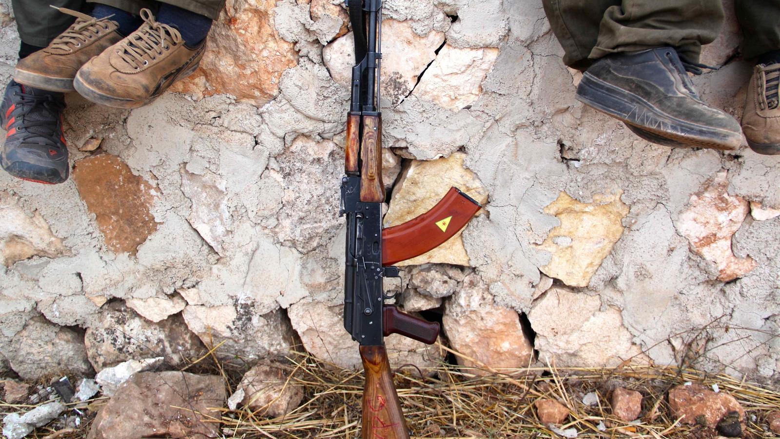 Brigadistes catalans a la revolució kurda