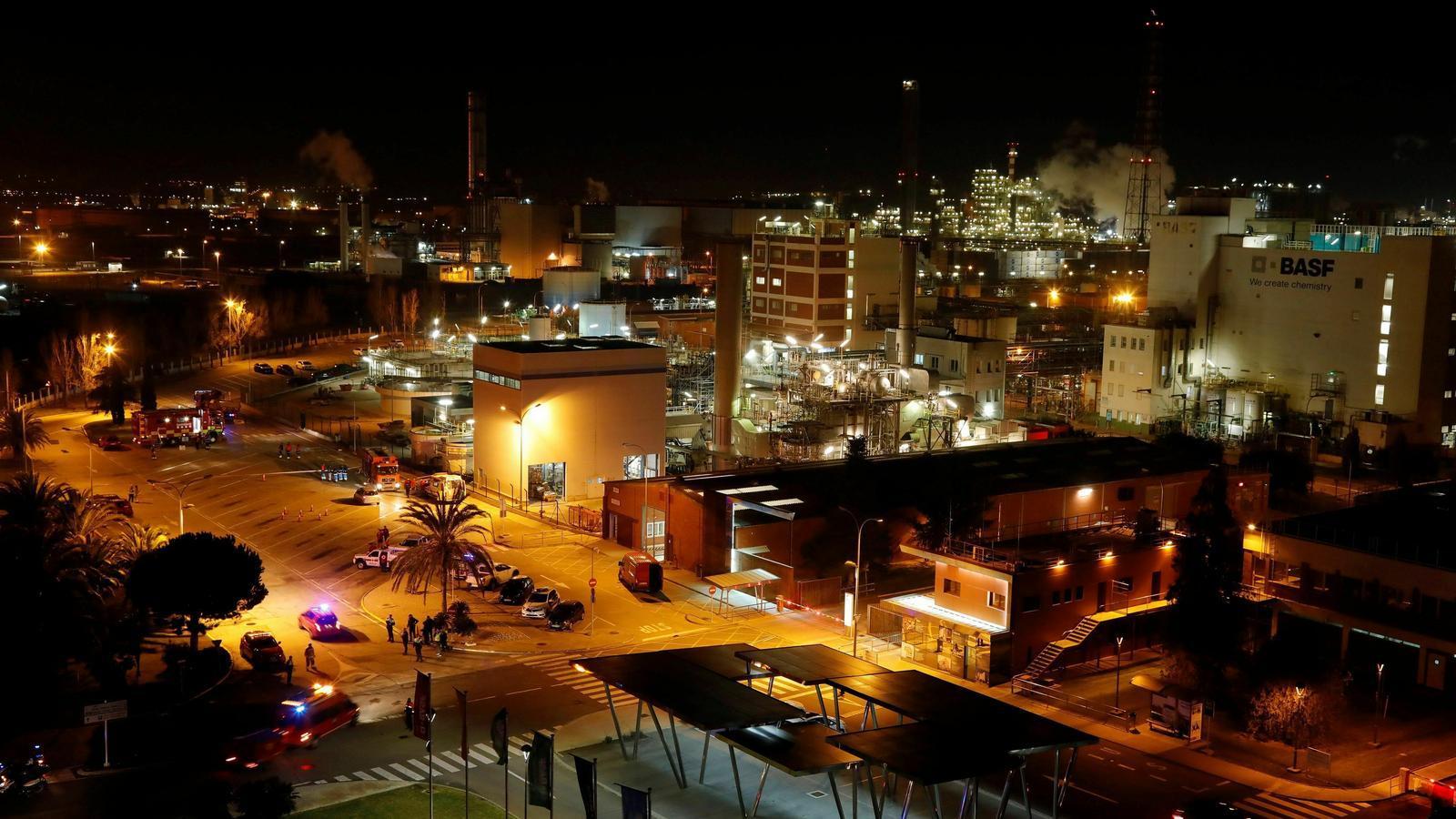 No han sonat les alarmes: els sindicats denuncien errades en el pla d'emergències després de l'explosió