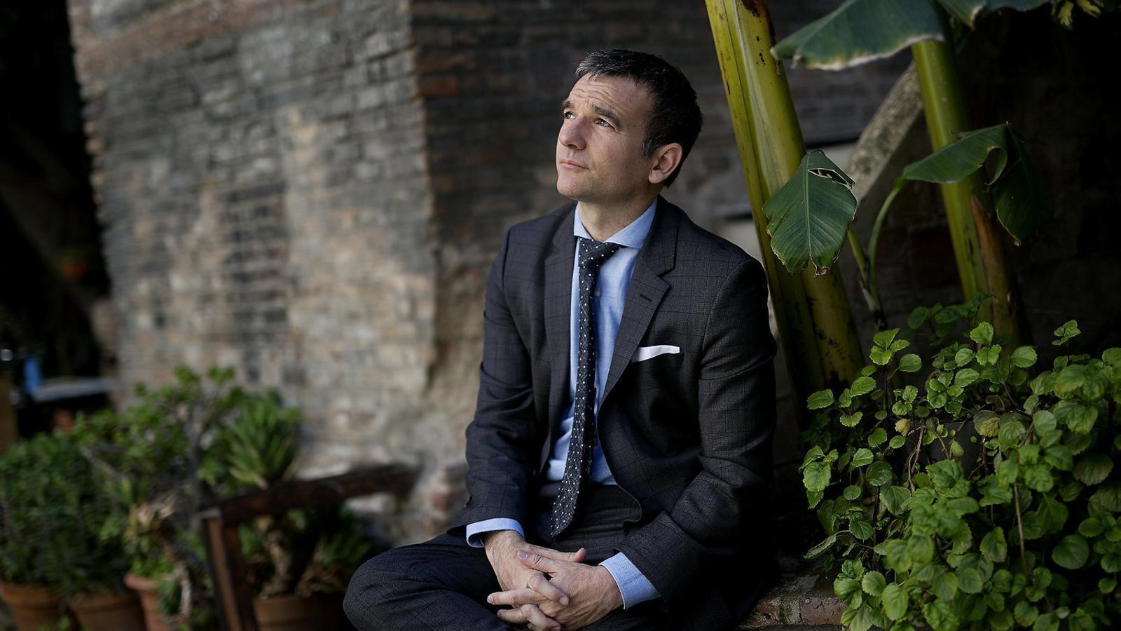 """Sergi Vicente: """"Betevé ha de ser viable: no em puc pas inventar els diners"""""""