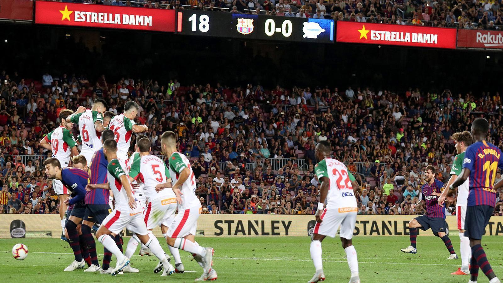 Un equip en mans  De Lionel Messi