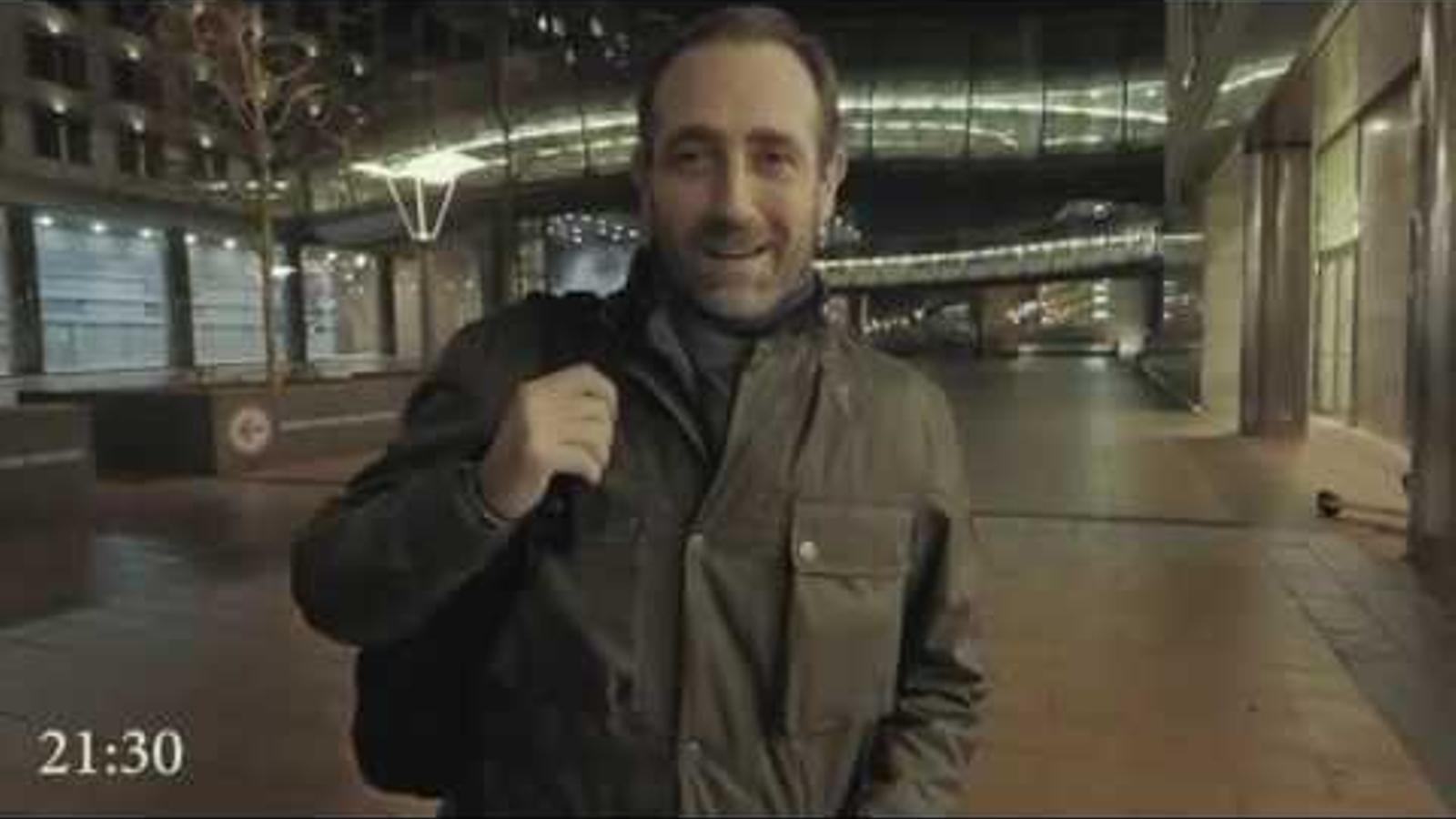 Primer vídeo de José Ramón Bauzá com a youtuber