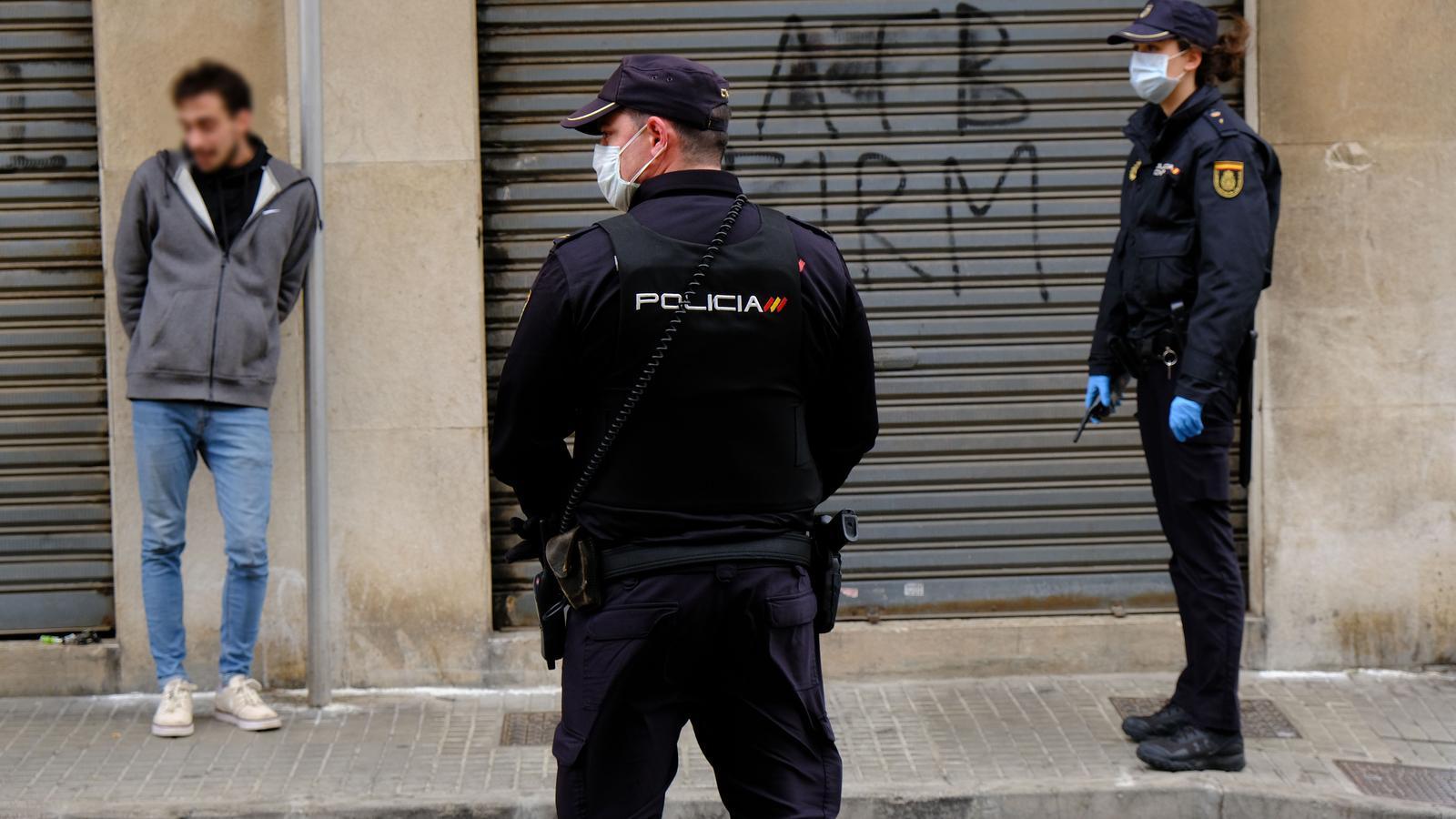 La majoria d'actes administratives de les Balears s'han aixecat a homes