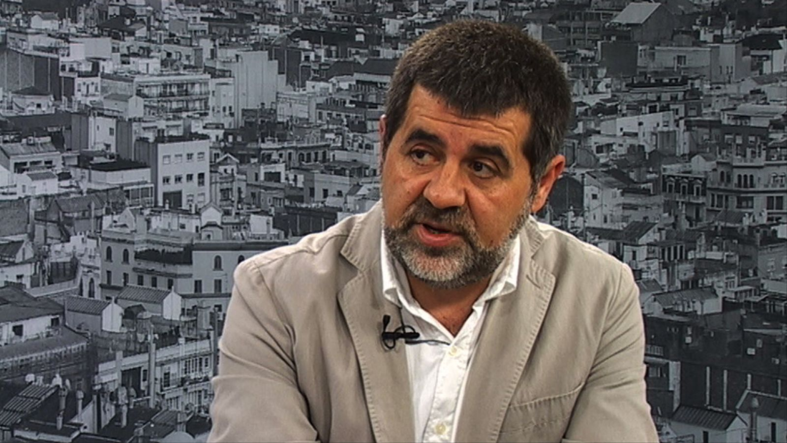"""Jordi Sànchez: """"Colau no defugirà que els ciutadans puguin decidir a les urnes"""""""