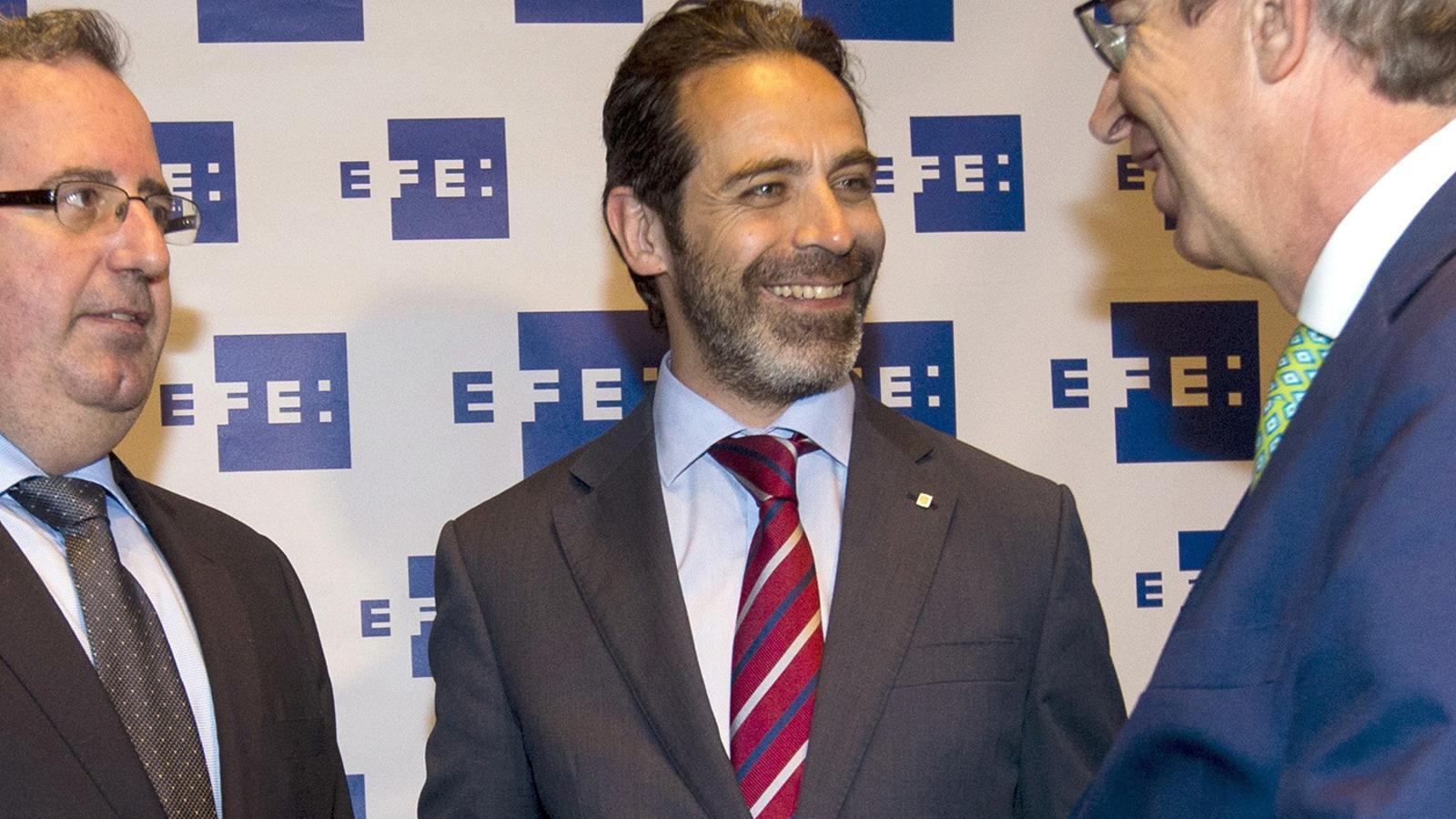 Antoni Molons, secretari de Difusió i Atenció Ciutadana de la Generalitat