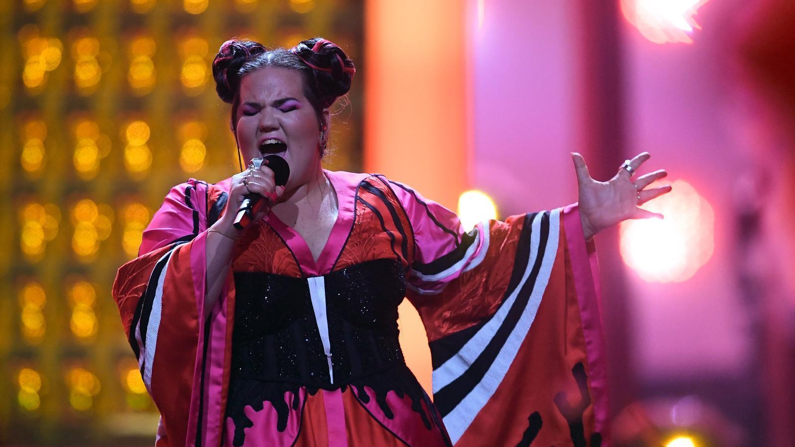 El missatge d'empoderament d'Israel guanya Eurovisió