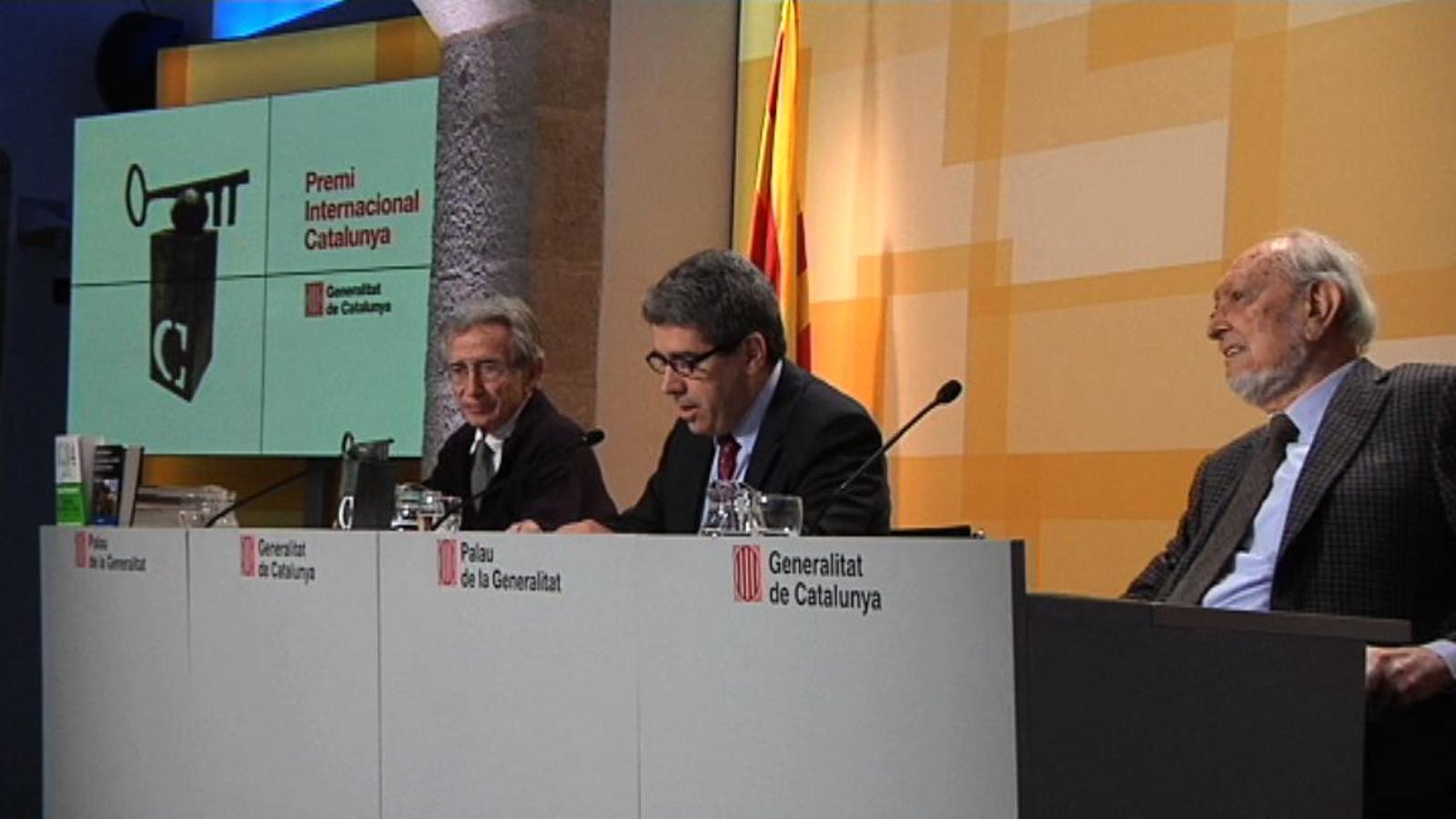 Haruki Murakami guanya el XXIII Premi Internacional de Catalunya