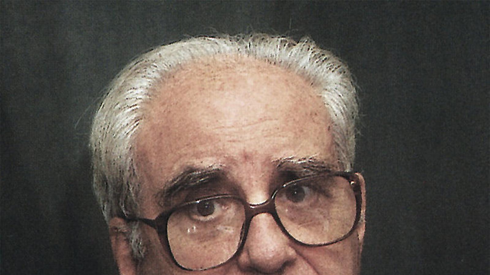 Mor Josep Maria Rovira Belloso, teòleg català de referència