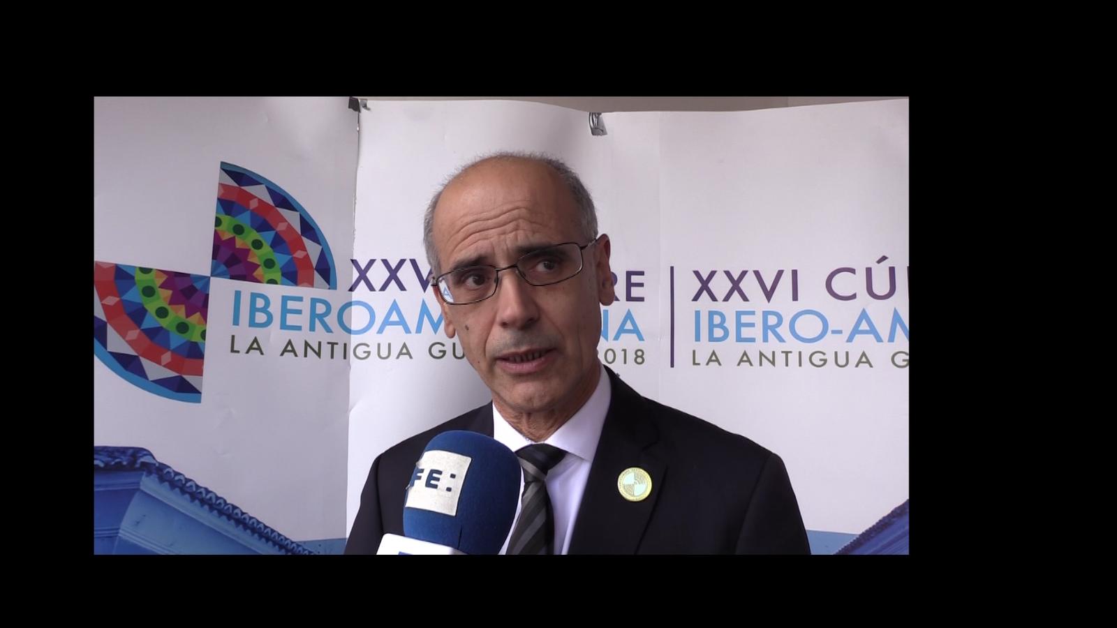 La participació d'Andorra a la Cimera Iberoamericana