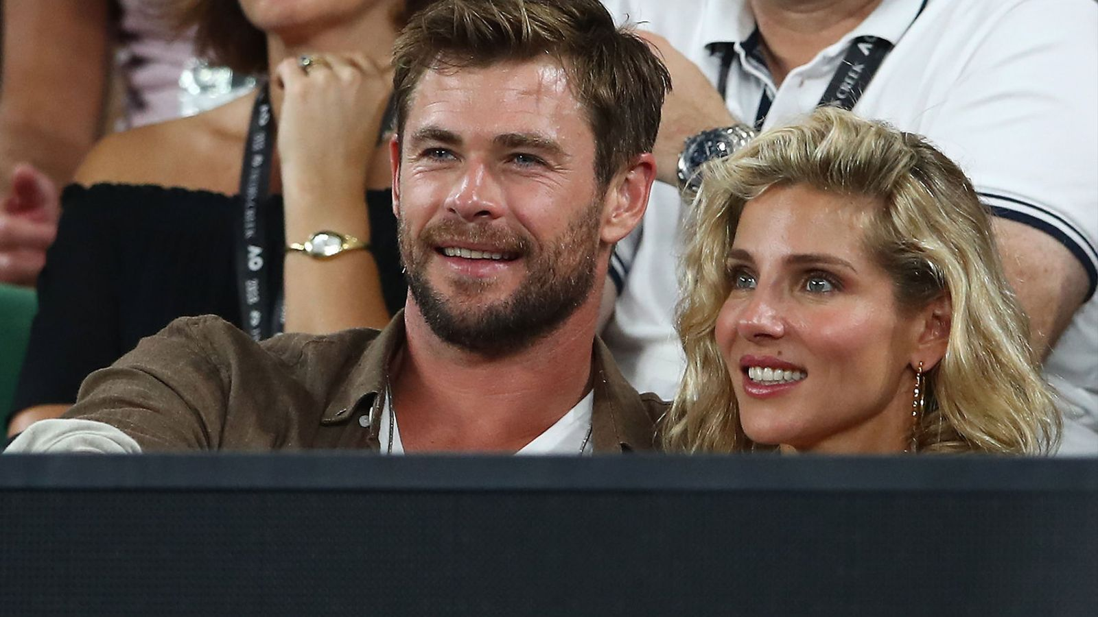 Chris Hemsworth, apicultor en confinament Gent