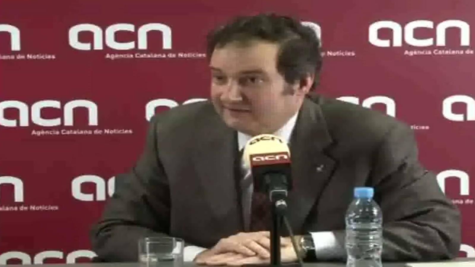 Hereu troba insultant que Tura posi en dubte la neutralitat del PSC de Barcelona en les primàries
