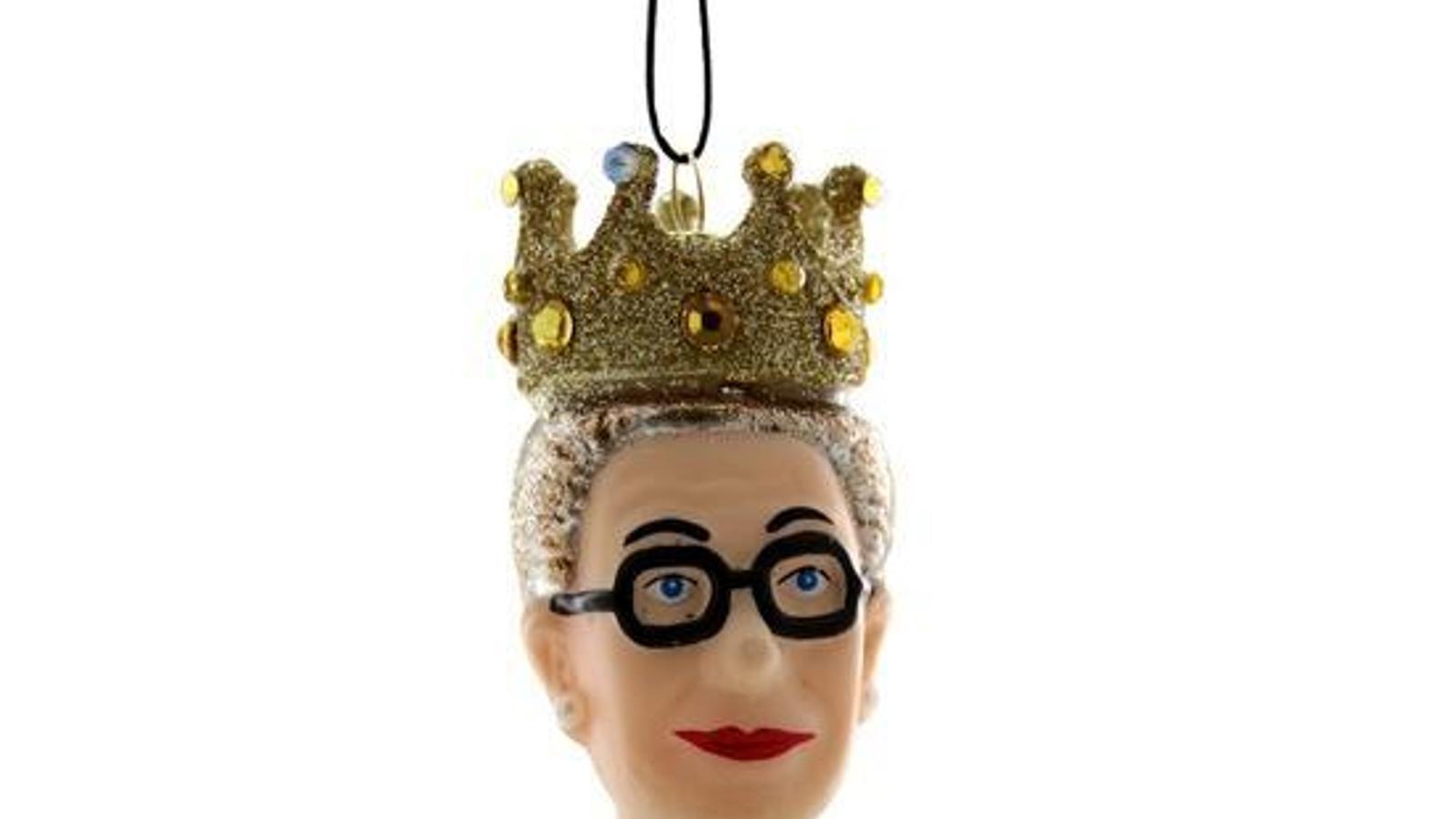 La figureta de Nadal de Ruth Bader Ginsburg