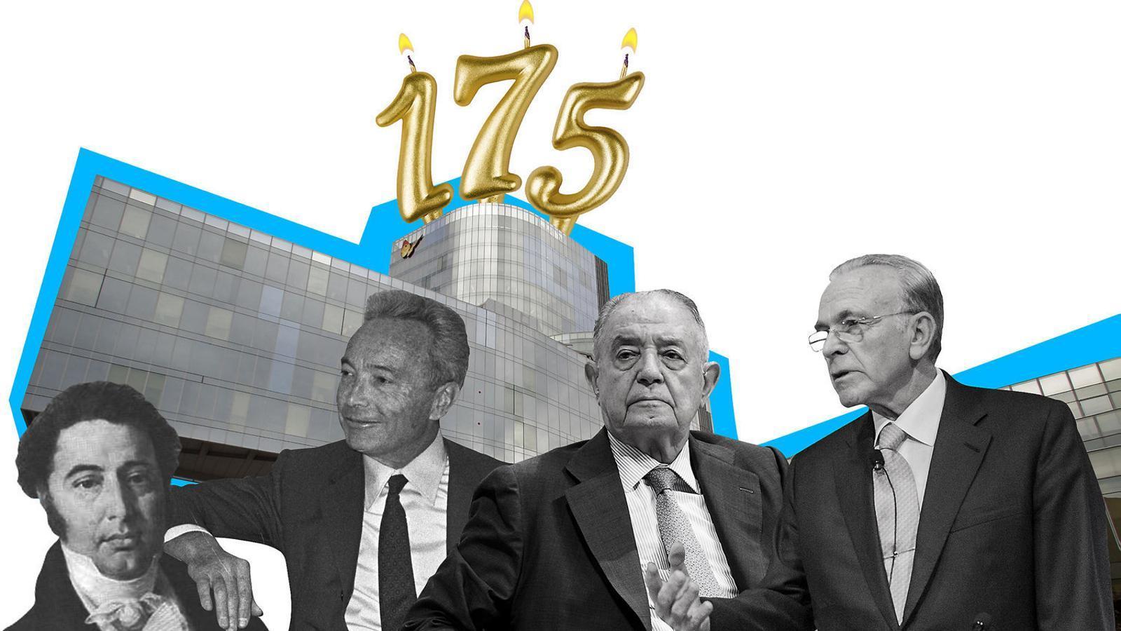 El discret 175è aniversari de Gas Natural