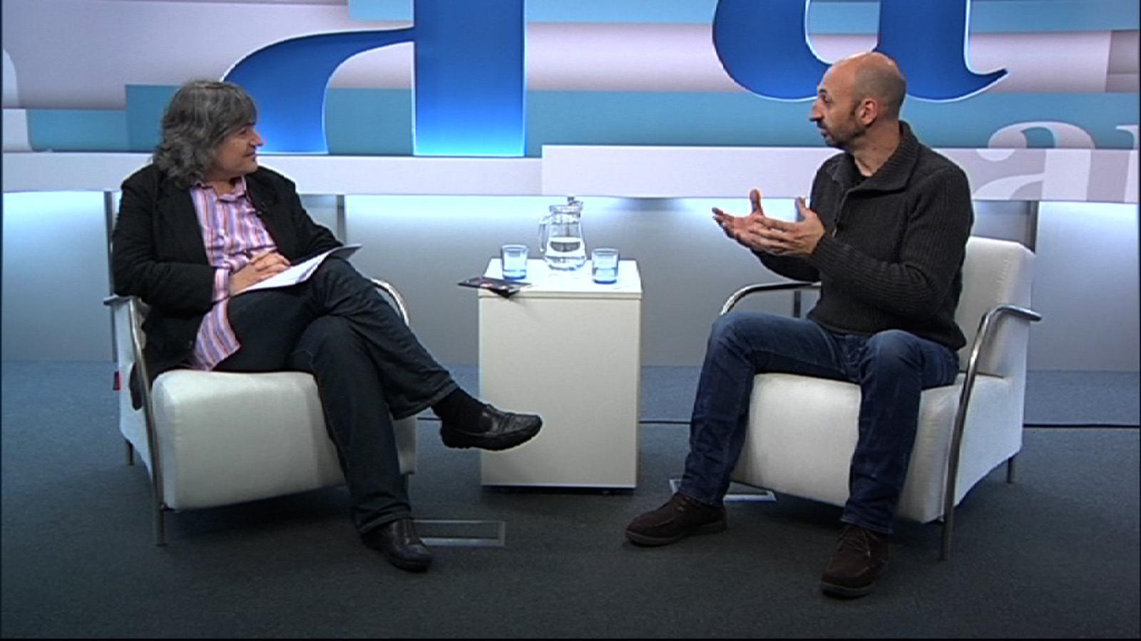 Entrevista de Carles Capdevila a Toni Gomila, per 'Ara TV Premium'