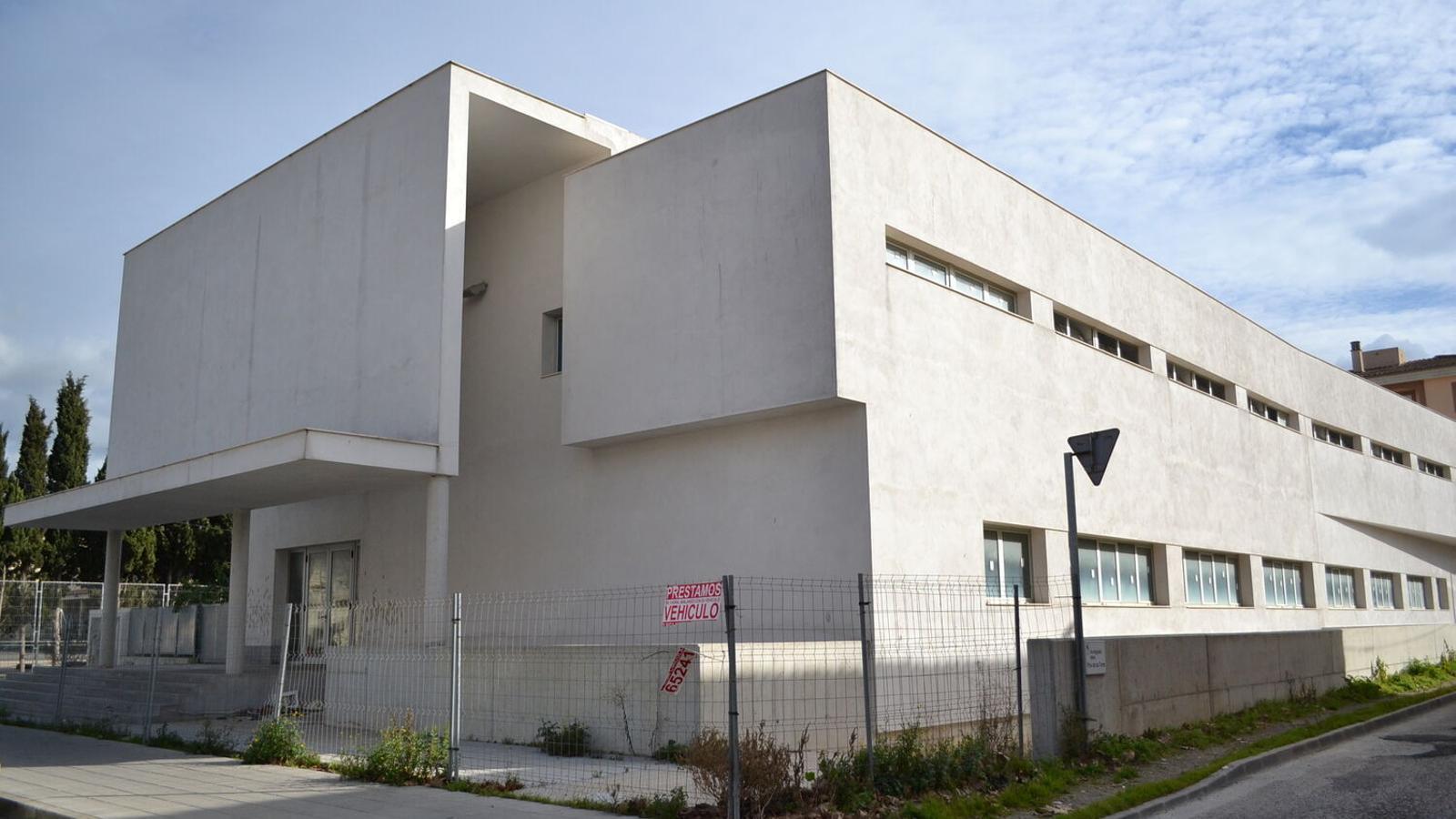 L'edifici dels Sementals resoldrà la manca d'espai que pateix el Simó Ballester. / M. BARCELÓ