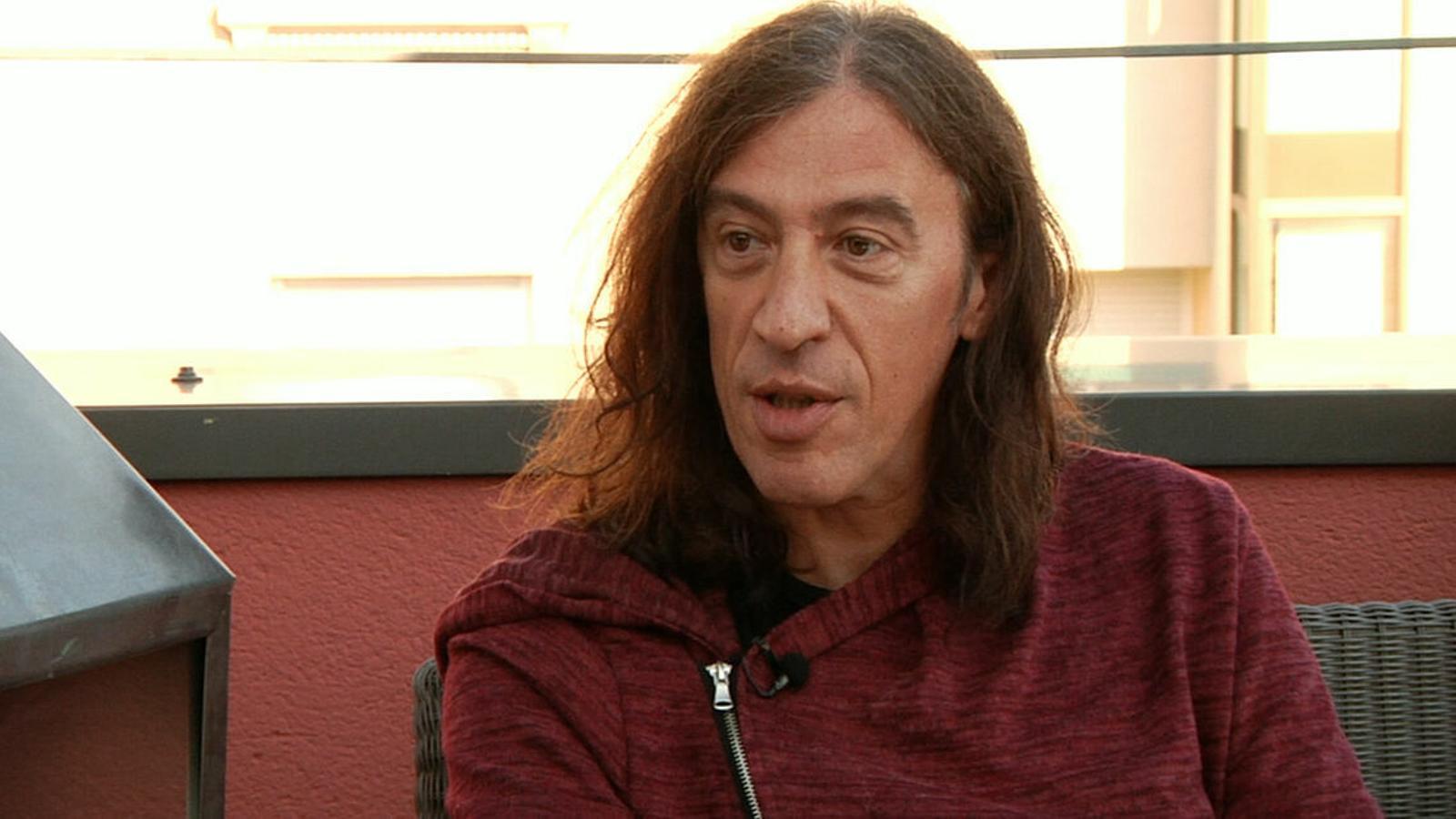 Gerard Quintana, president de l'Acadèmia Catalana de la Música