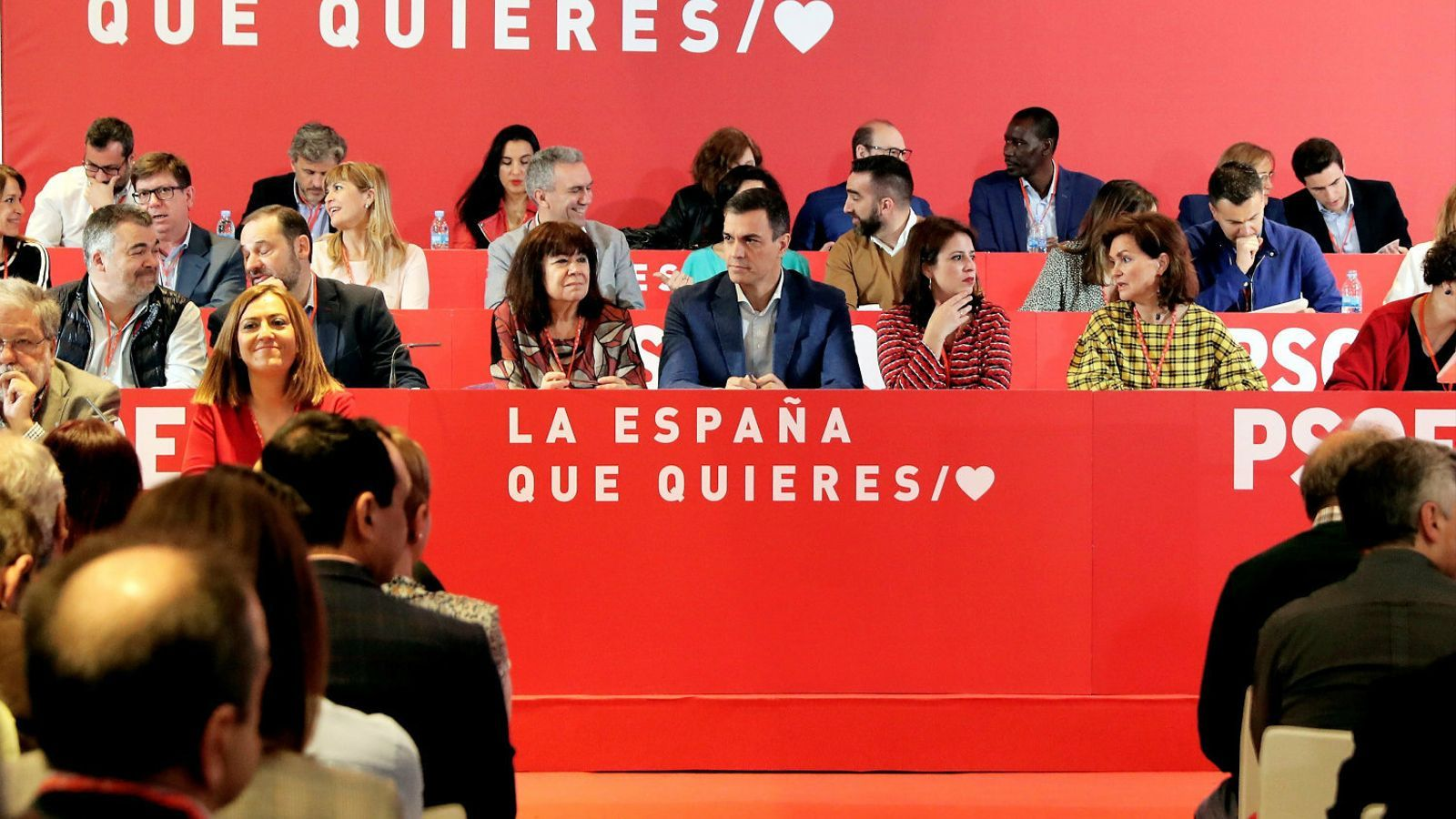 Sánchez avisa que nunca se producirá la independencia si gobierna
