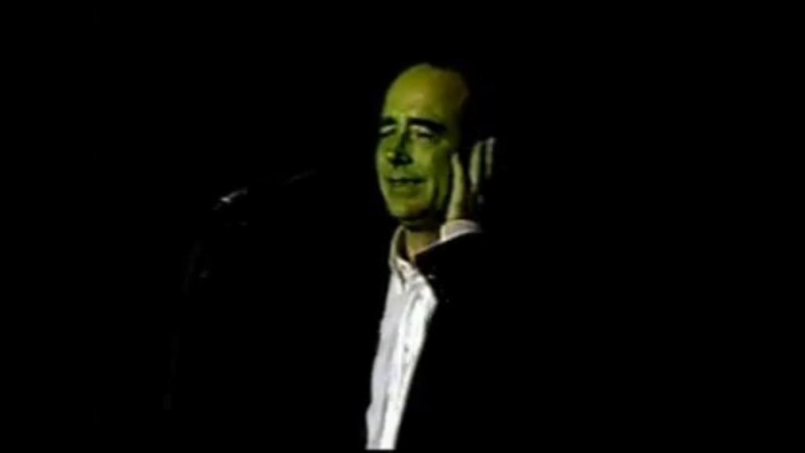 Serrat canta 'Penélope', escrita per Augusto Algueró