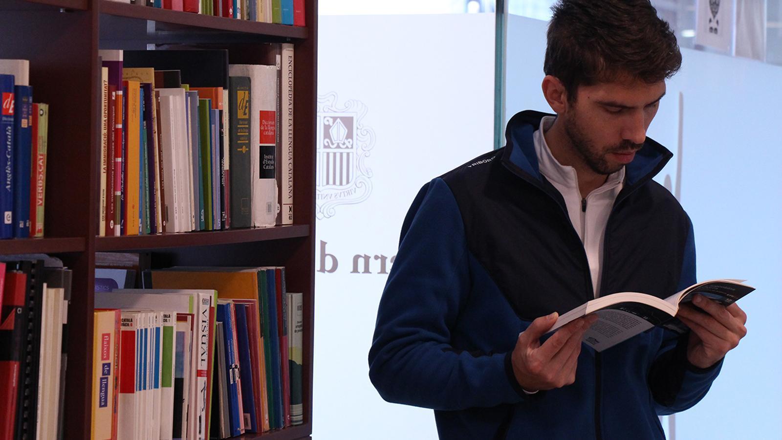Cada cop són més els alumnes interessats a aprendre la llengua catalana ./M. R. F.