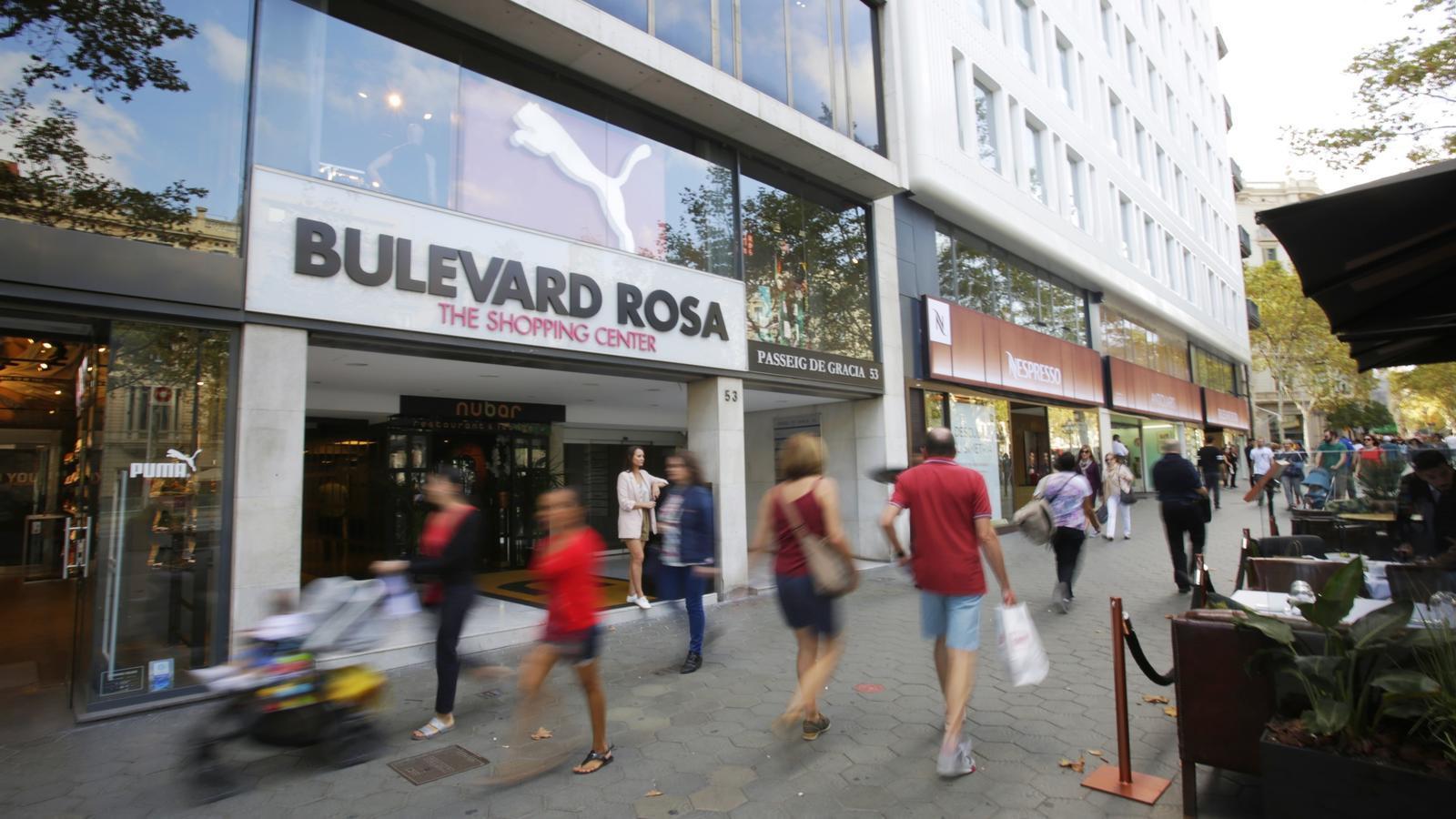 El Bulevard Rosa tancarà les portes l'estiu del 2018