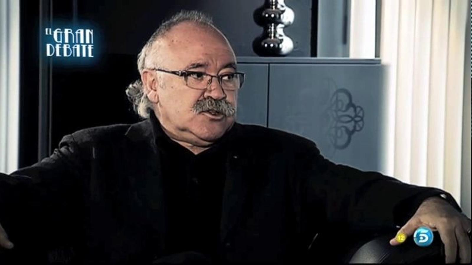 Carod, a Telecinco: A Malta, que és com Badalona i l'Hospitalet, no li pregunten per què té ambaixades