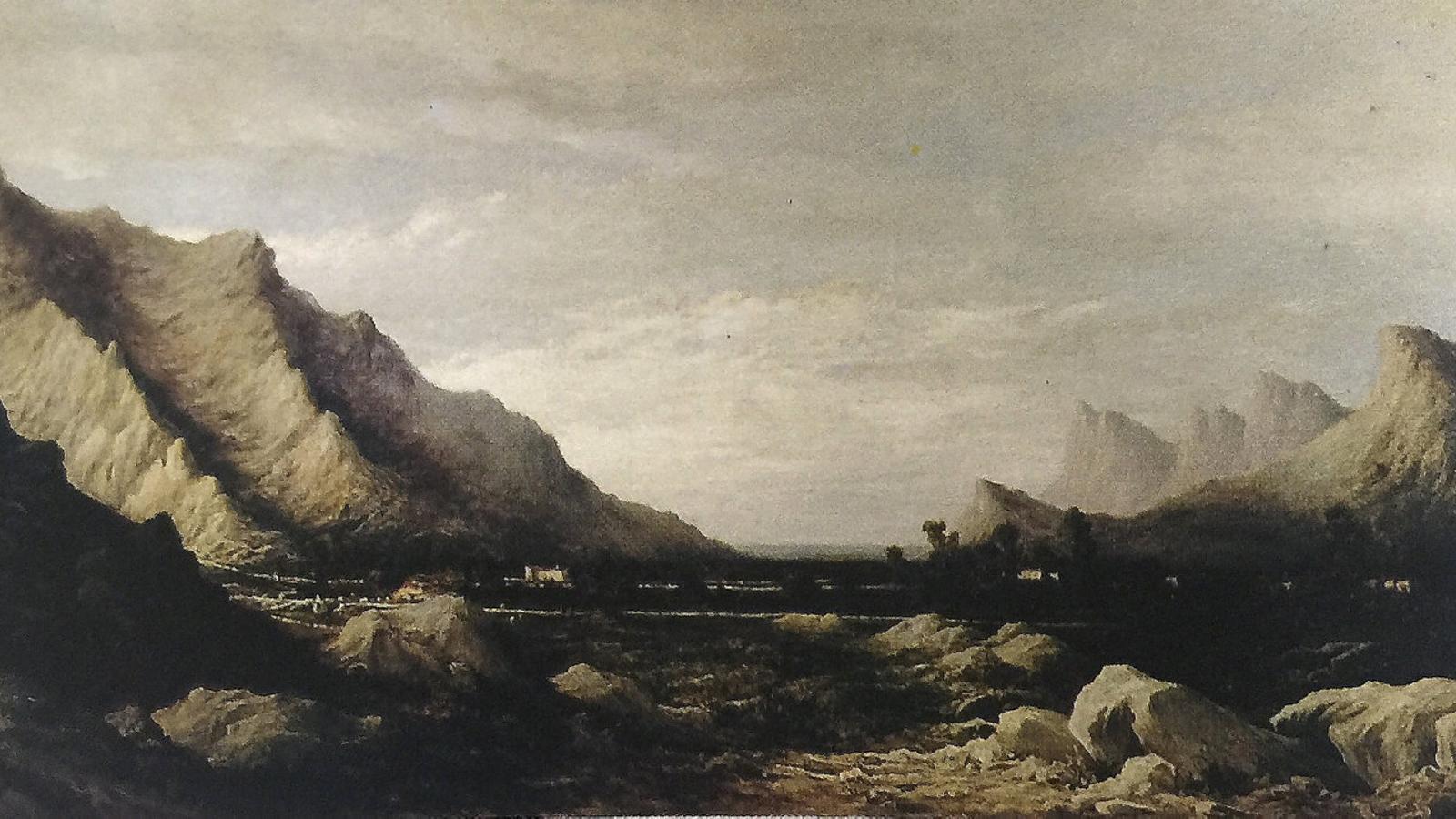 EN DUES FASES   Patrimoni del Consell ha dividit el fons d'art de Sa Nostra en dues parts. Les pintures de Joan O'Neille (01), Sebastià Junyer (02) i Pilar Montaner (03) estan entre les datades abans de 1950. Les de García Sevilla (04), Plensa (05), Esteban Vicente (06) i Campano (07) són de la segona meitat del segle XX, que encara es troba en estudi.