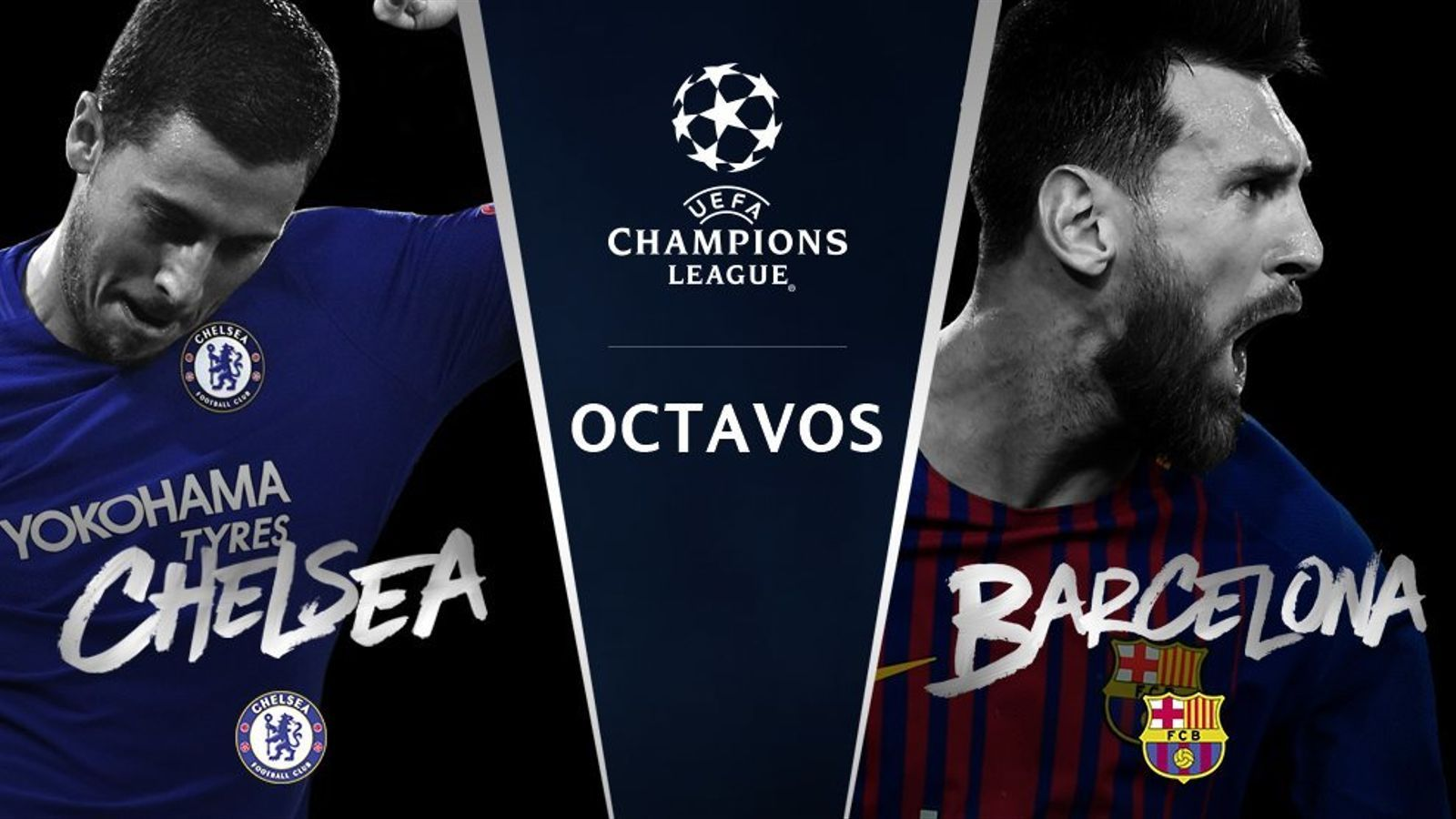 Chelsea-Barça, als vuitens de final