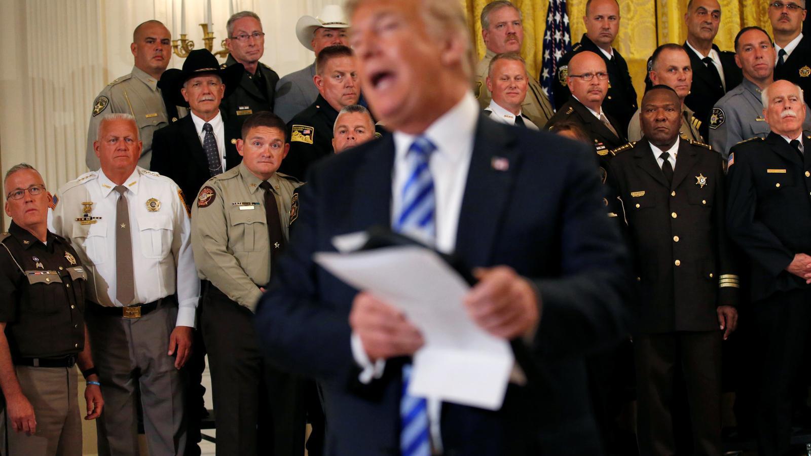 """La """"resistència"""" contra Trump a la Casa Blanca"""
