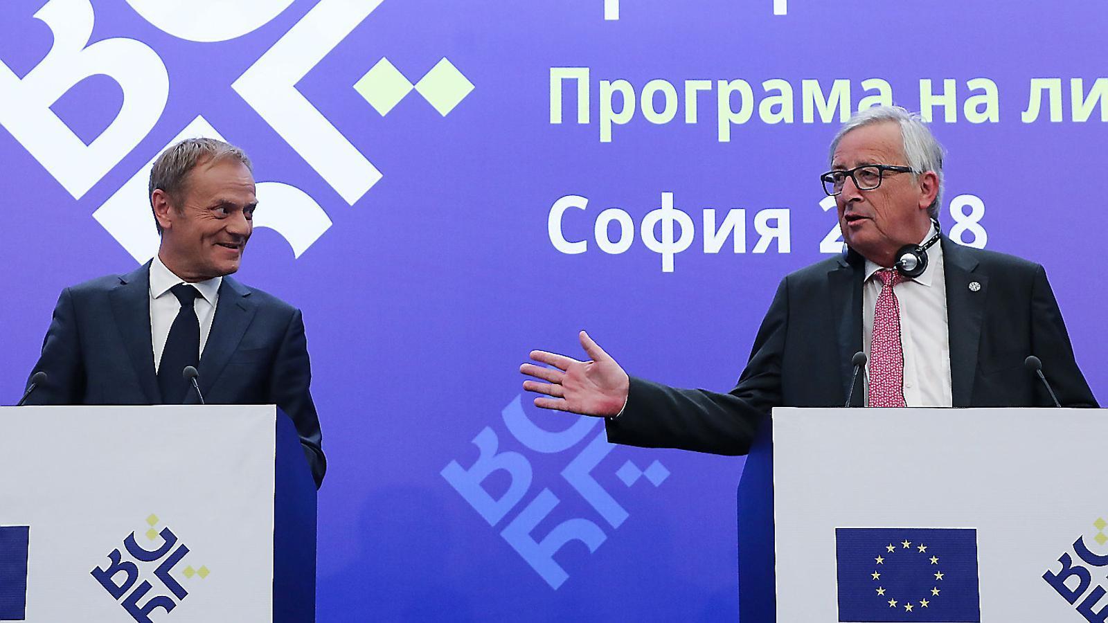 La UE vol evitar la guerra comercial amb els EUA