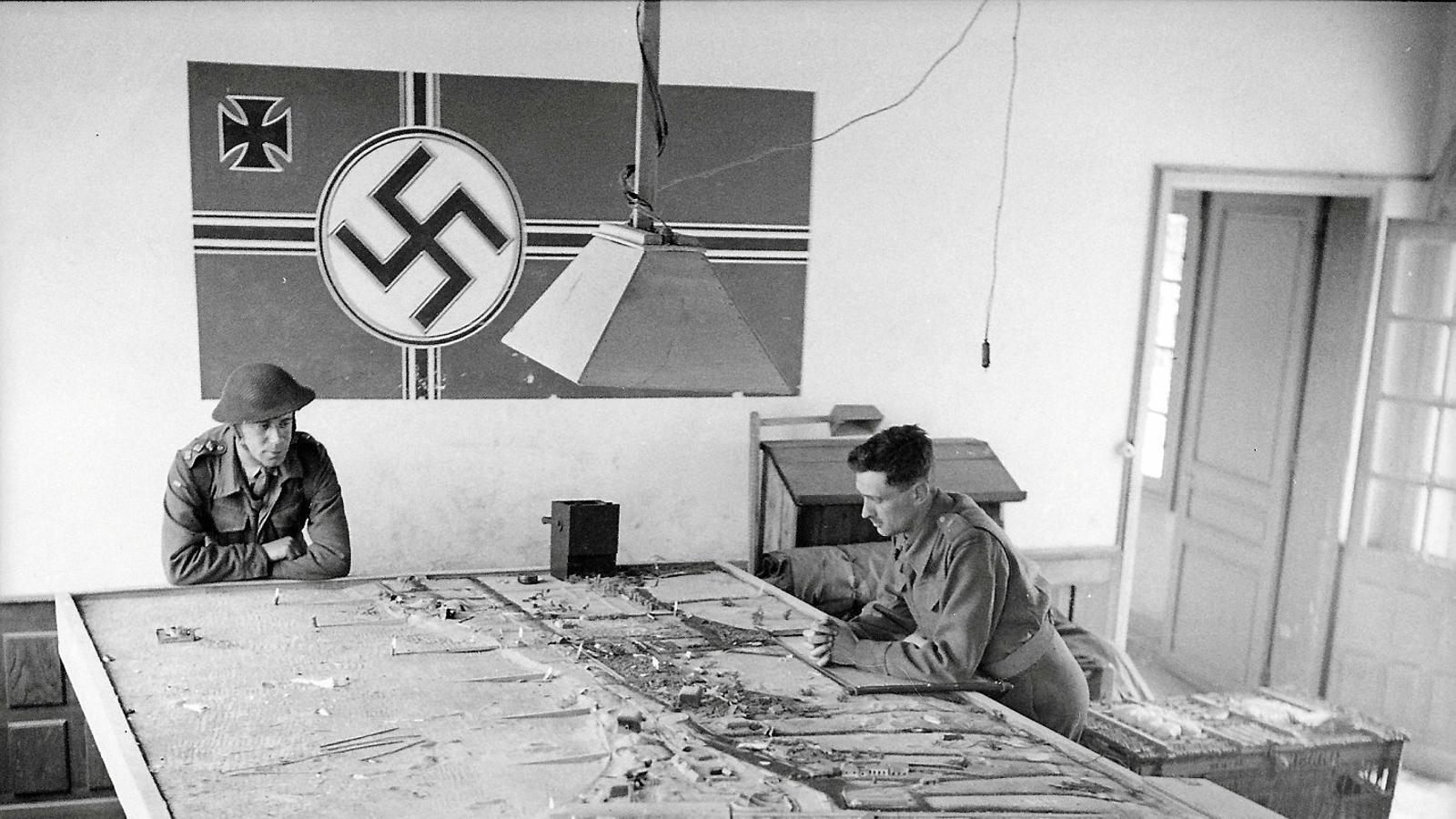 Normandía 75 años después