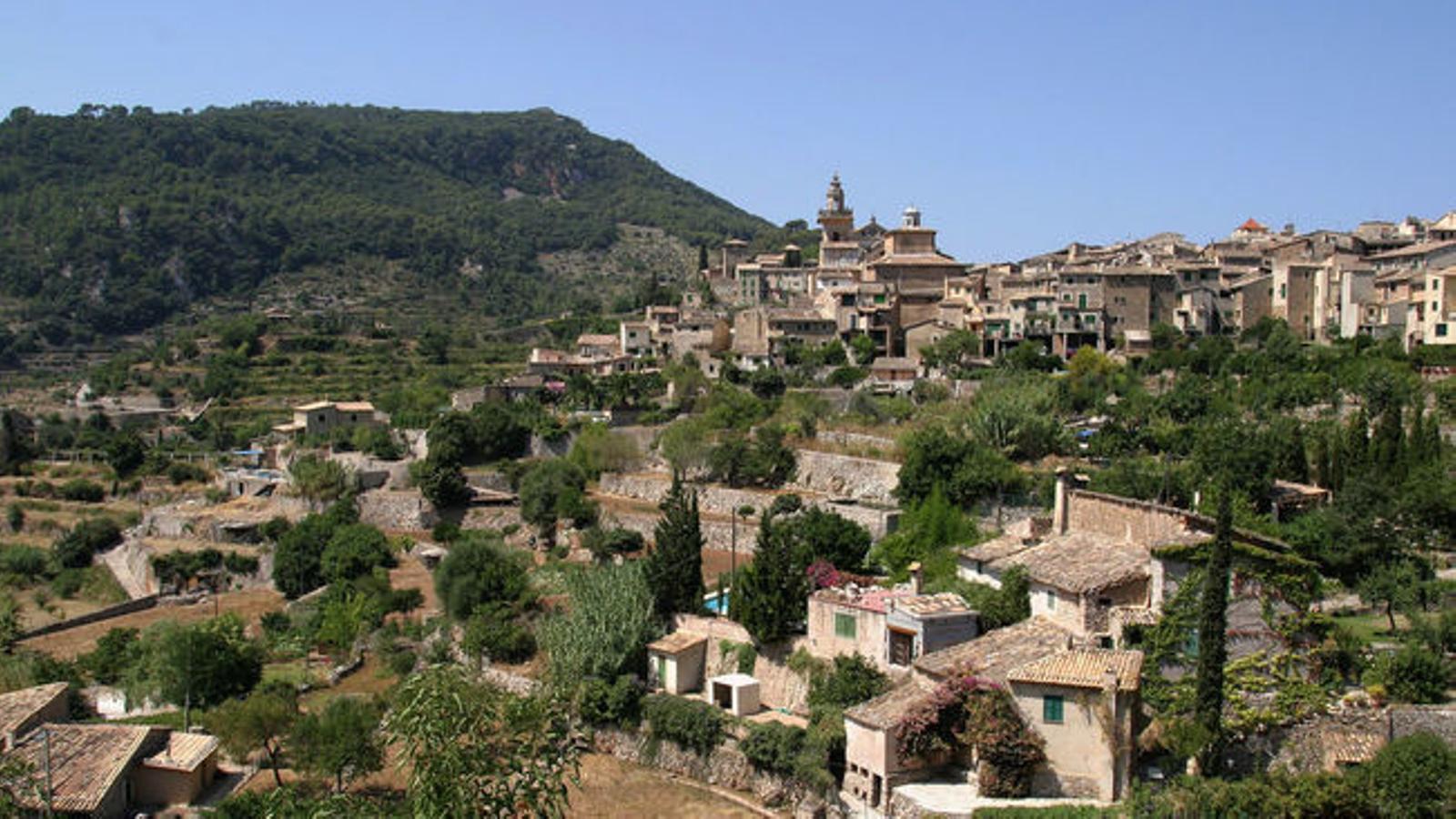 Valldemossa, Esporles, Bunyola i Alaró, els municipis més rics de les Illes