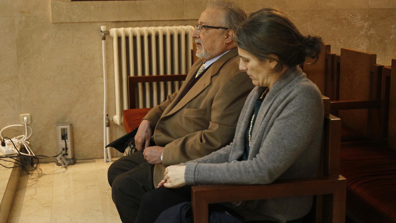 L'últim litigi del cas Andratx acaba amb l'absolució de Massot i una multa per a una funcionària