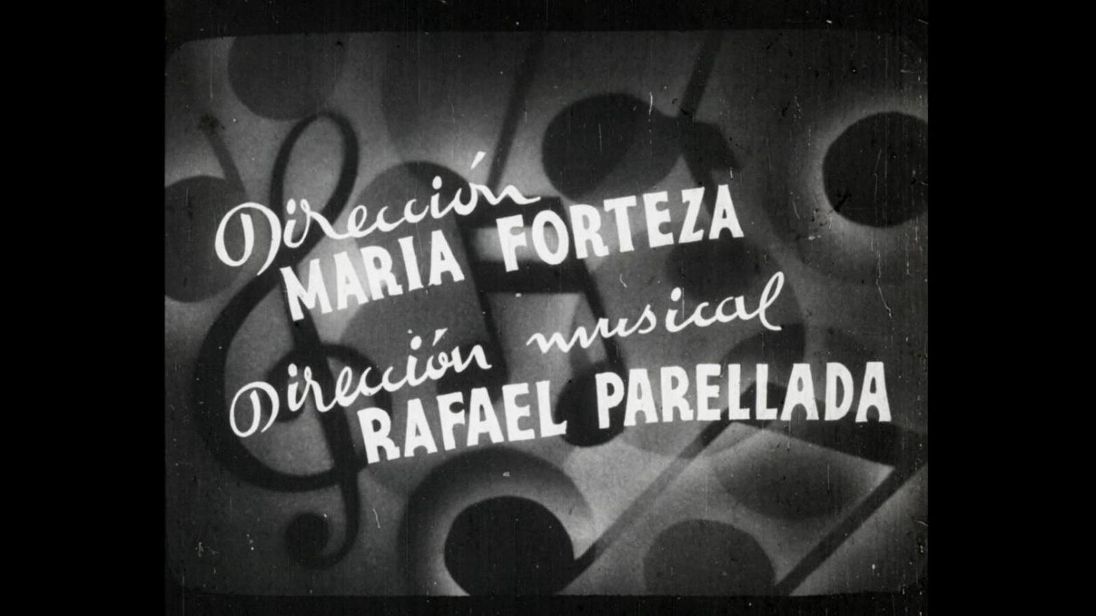 Fotograma de 'Mallorca', dirigida per María Forteza