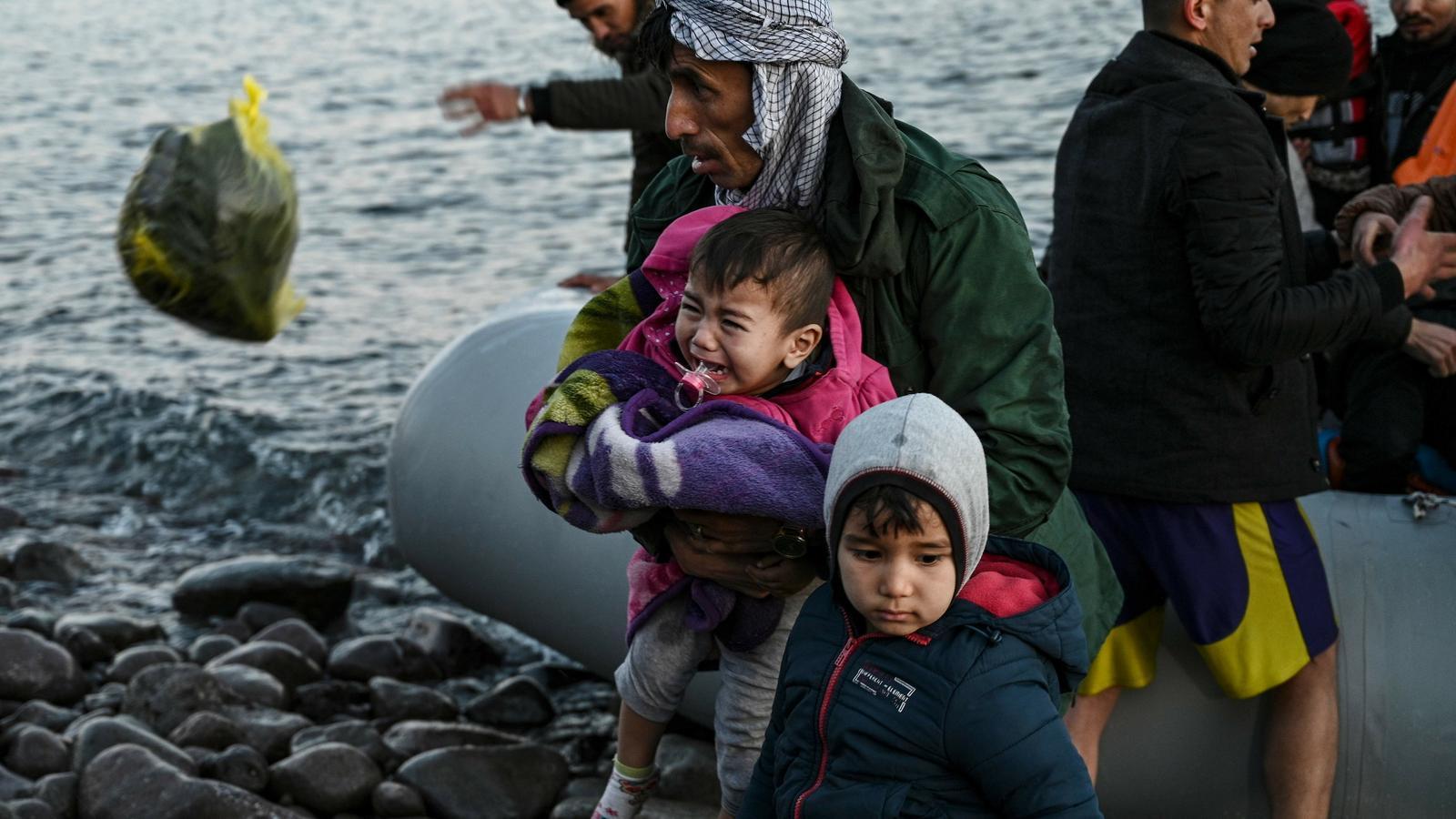 La crisi migratòria a la frontera grega es cobra les primeres vides