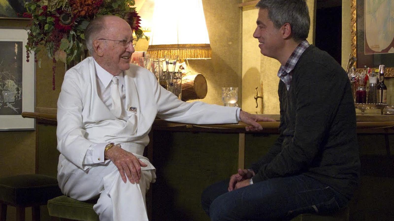 Joaquim Barraquer i Albert Om a 'El convidat'