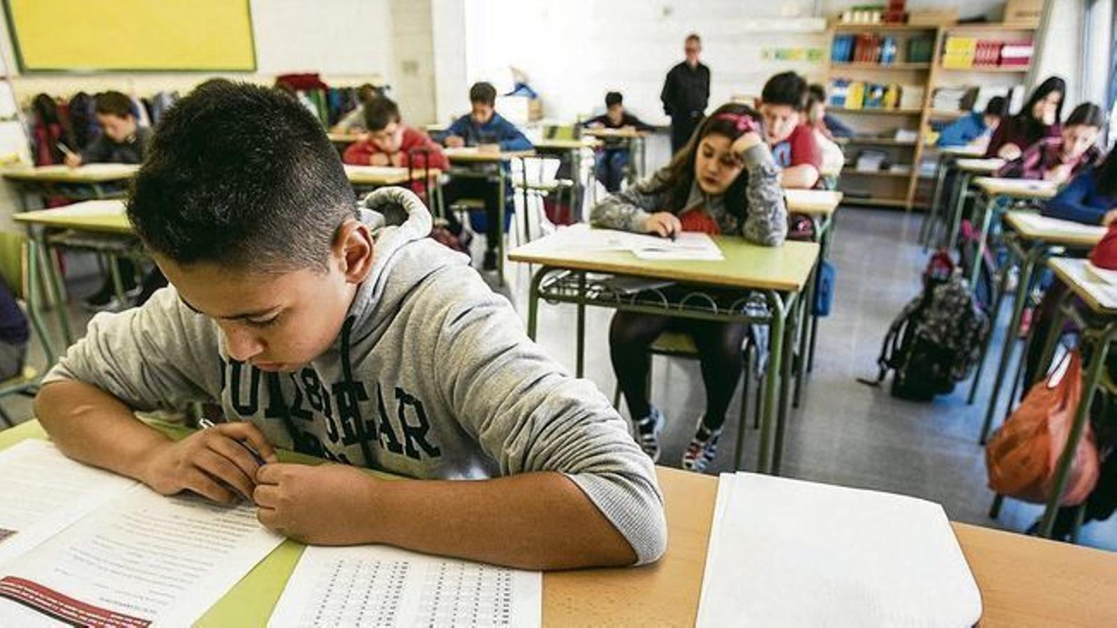 USO Balears rebutja la llei d'educació del govern central per discriminar l'escola concertada