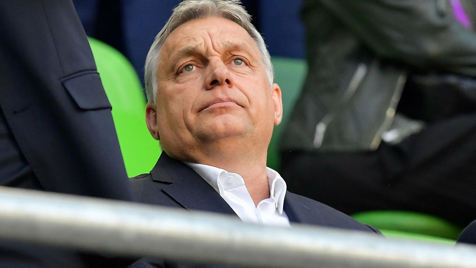 El primer ministre d'Hongria, Viktor Orbán.