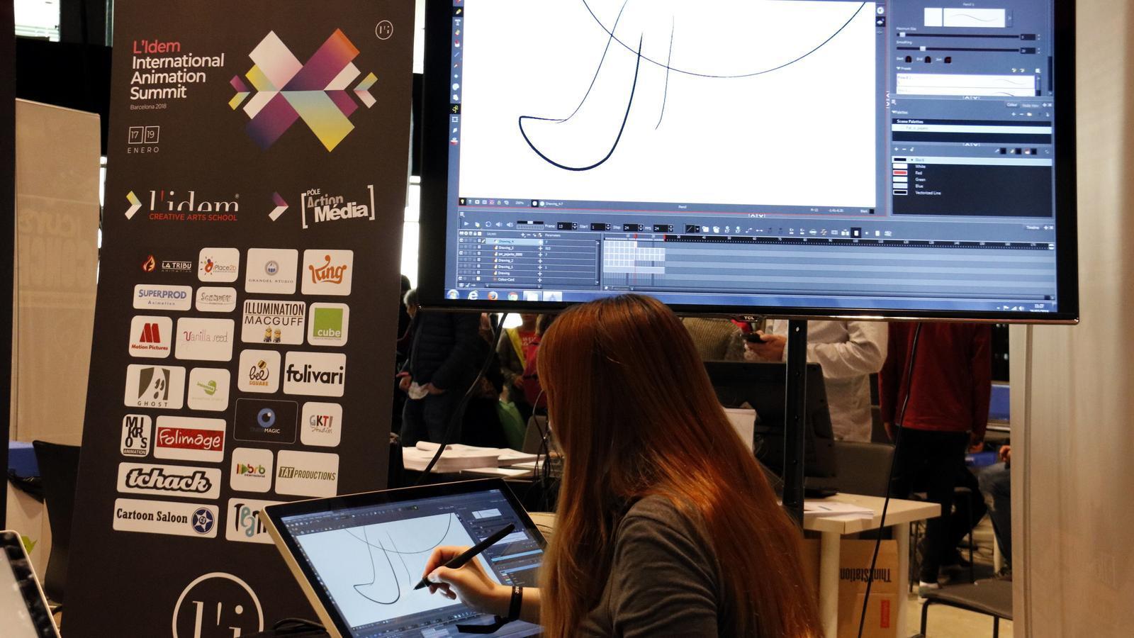 Una imatge de la 22a edició de l'Animac