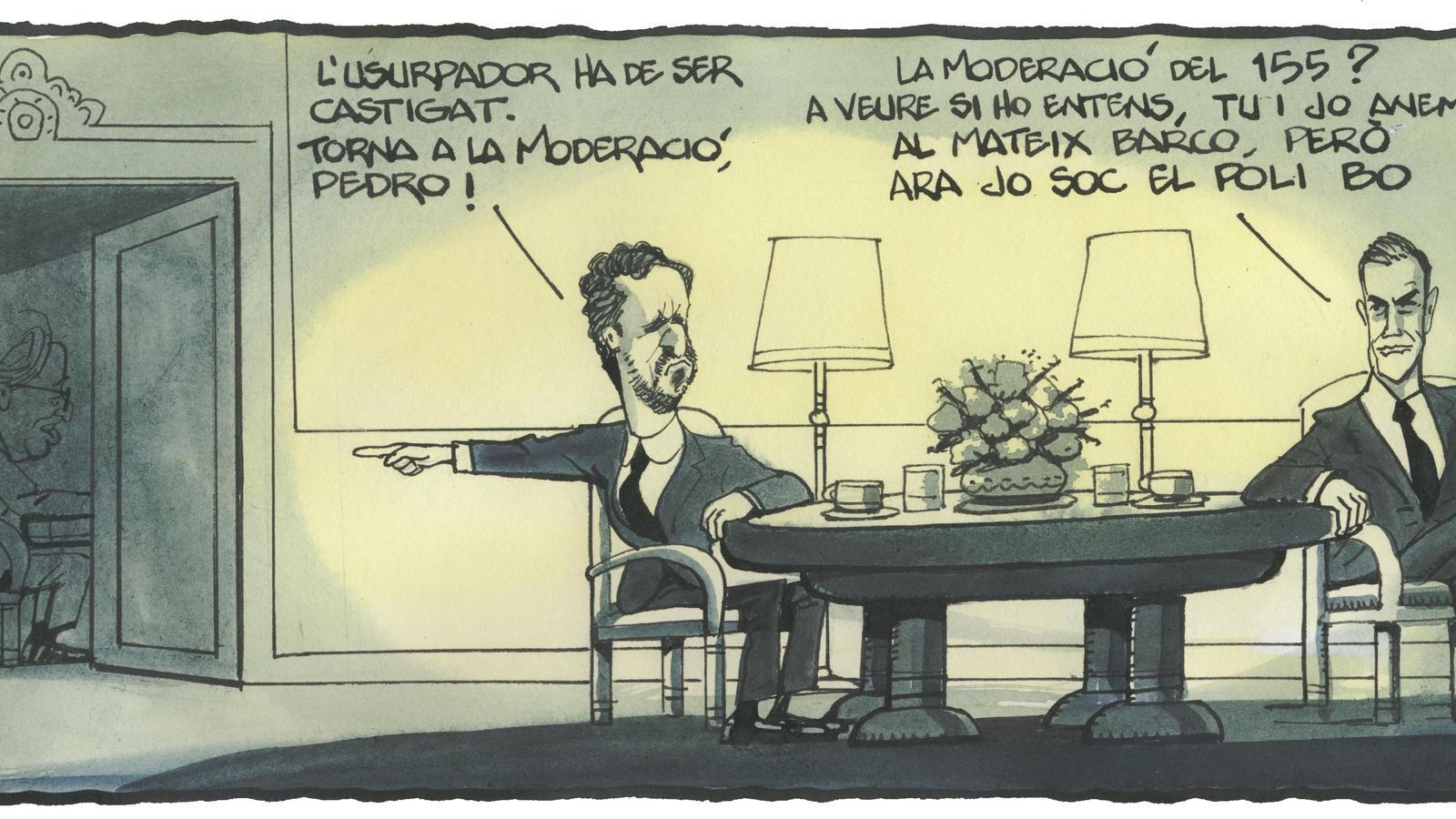 'A la contra', per Ferreres 17/02/2020